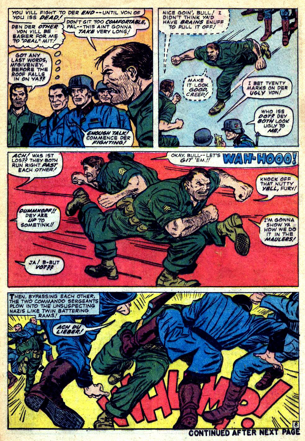 Read online Sgt. Fury comic -  Issue #22 - 12