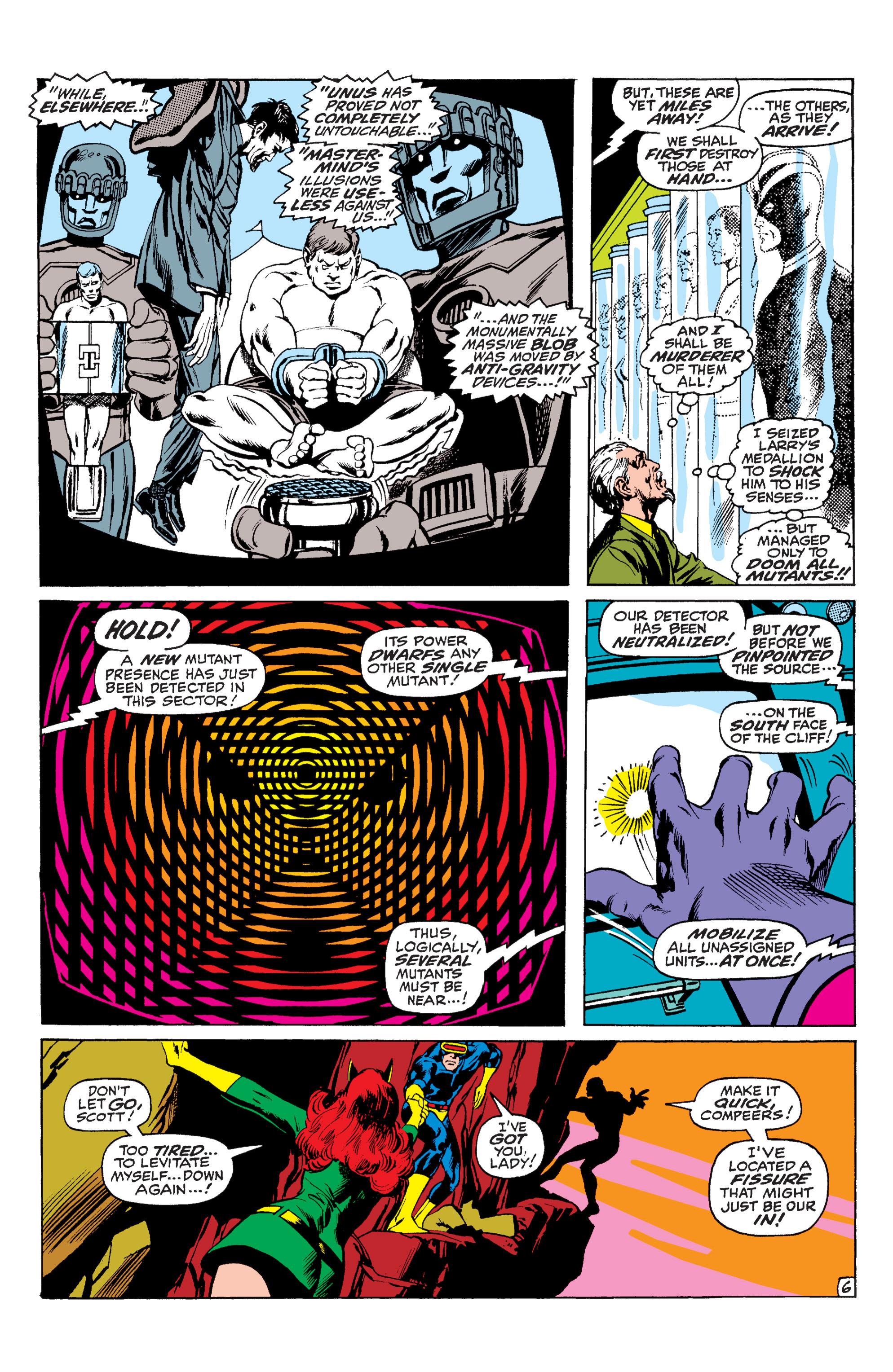 Read online Uncanny X-Men (1963) comic -  Issue #59 - 7