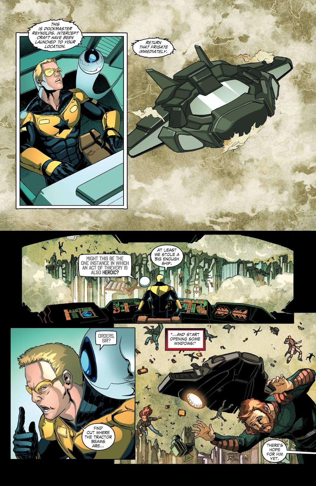 Read online Smallville Season 11 [II] comic -  Issue # TPB 4 - 91