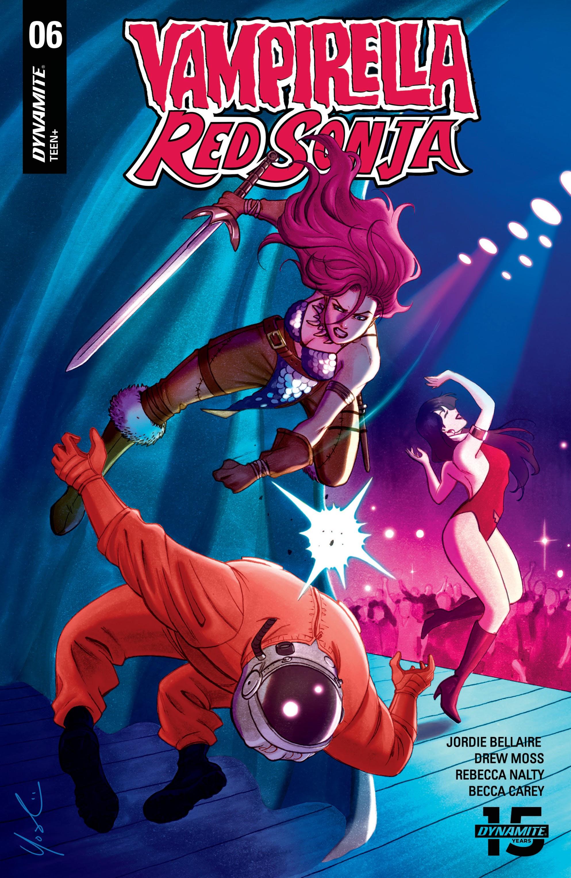 Vampirella/Red Sonja issue 6 - Page 4