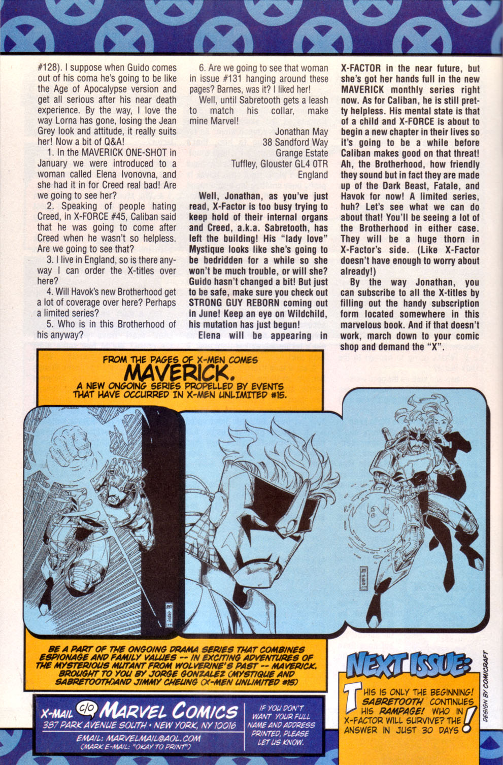 Read online X-Factor (1986) comic -  Issue #136 - 25