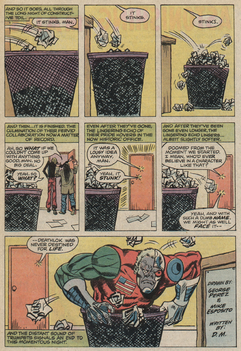 Read online Astonishing Tales (1970) comic -  Issue #25 - 21