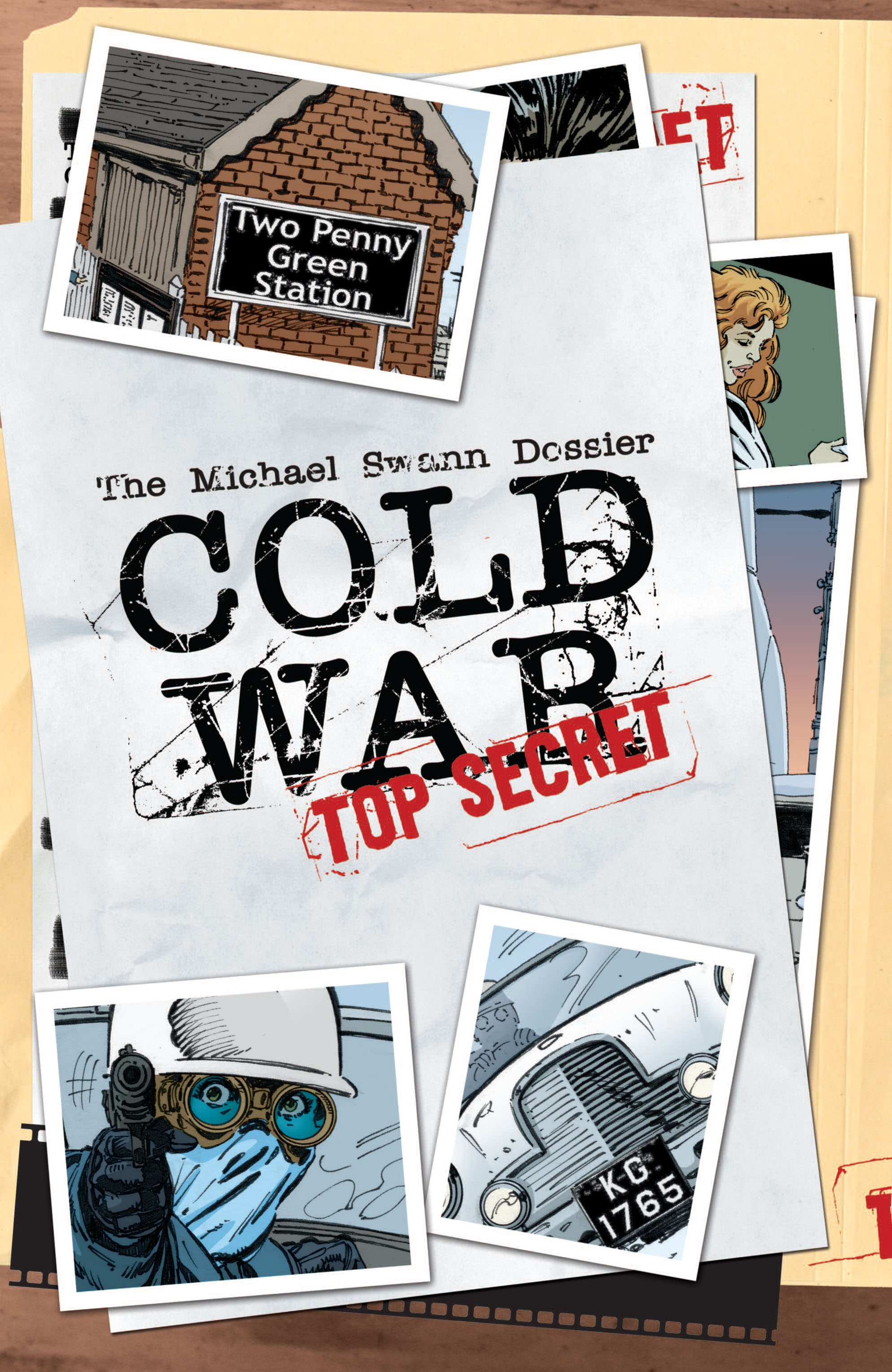 Read online Cold War comic -  Issue # TPB - 5