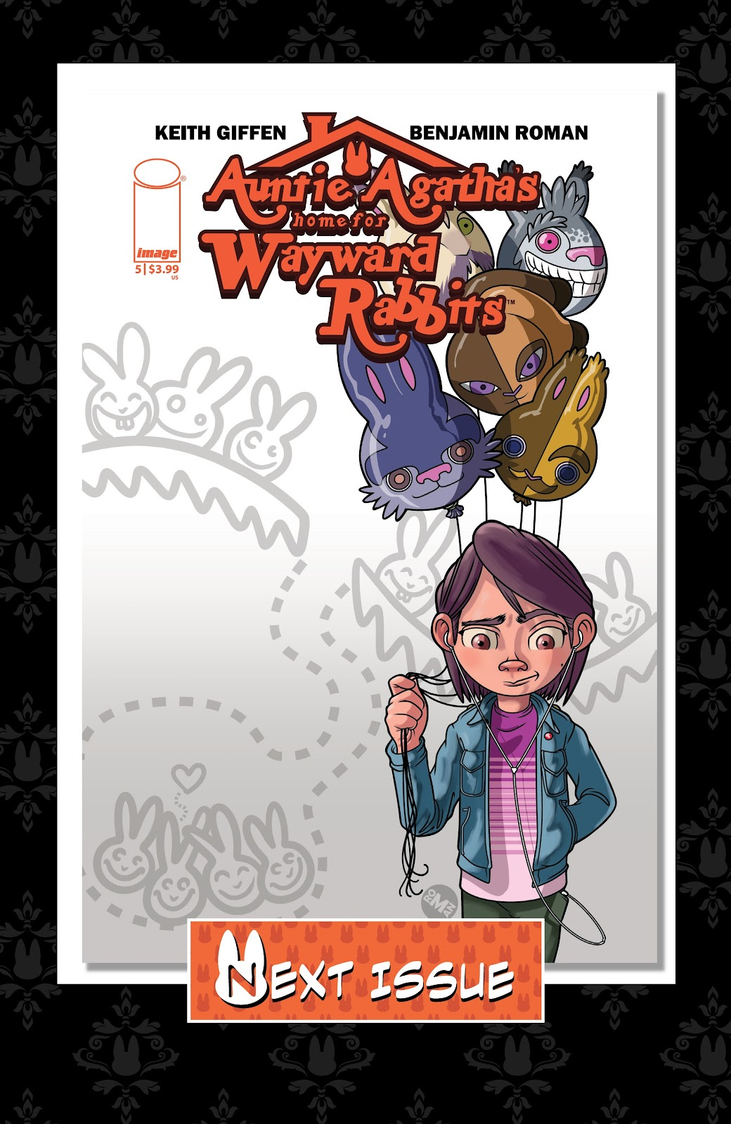 Read online Auntie Agatha's Home For Wayward Rabbits comic -  Issue #4 - 26