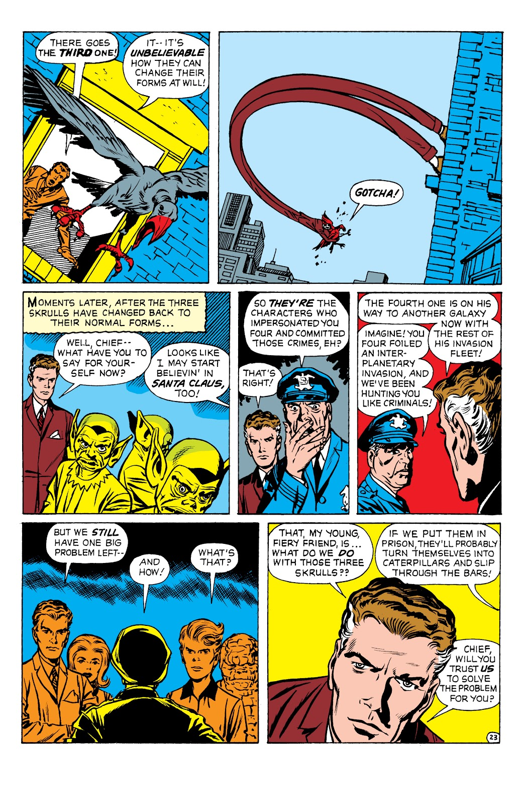 Read online Secret Invasion: Rise of the Skrulls comic -  Issue # TPB (Part 1) - 27