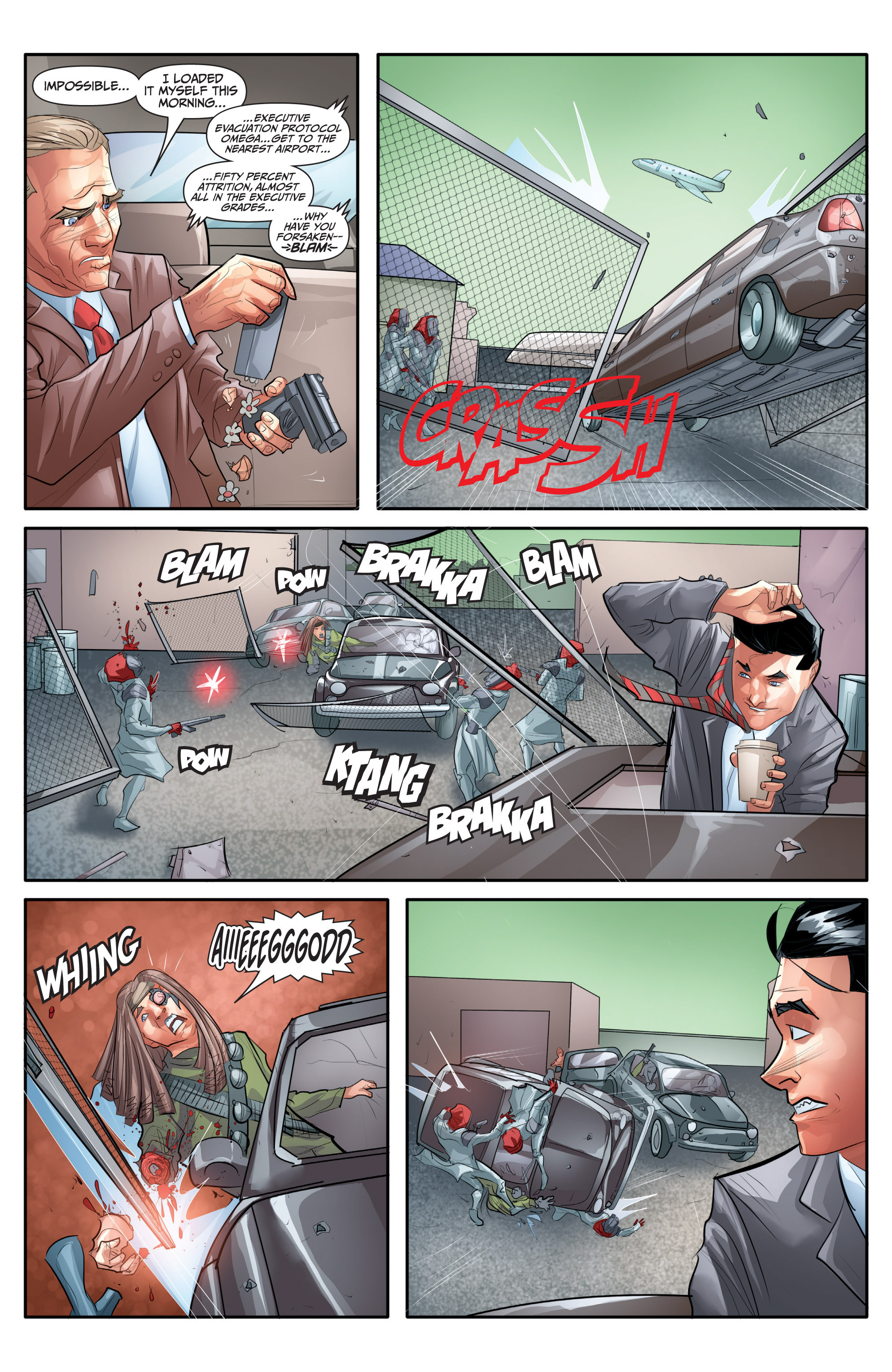Read online Archer and Armstrong comic -  Issue #Archer and Armstrong _TPB 7 - 66