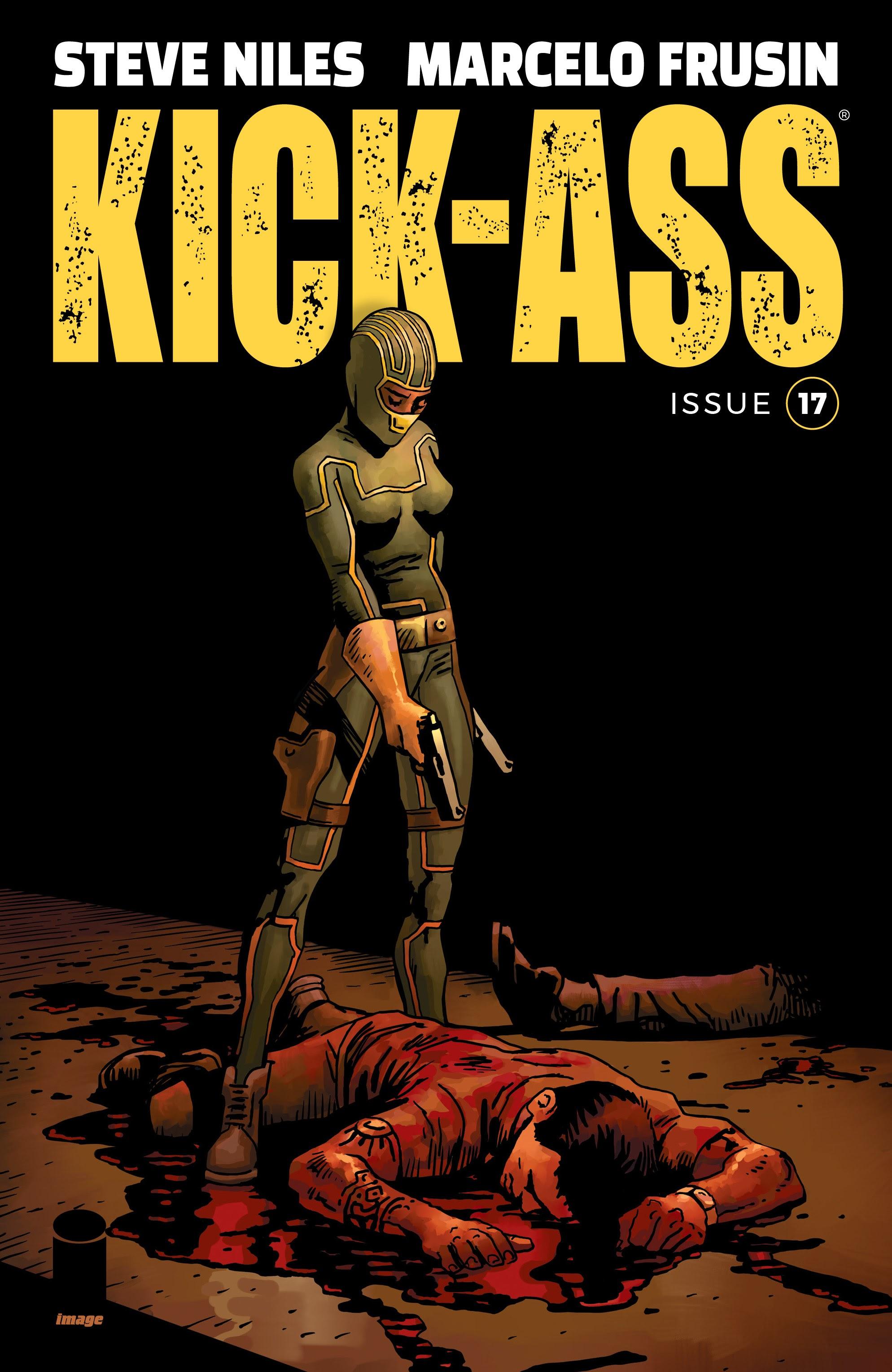 Kick-Ass (2018) 17 Page 1