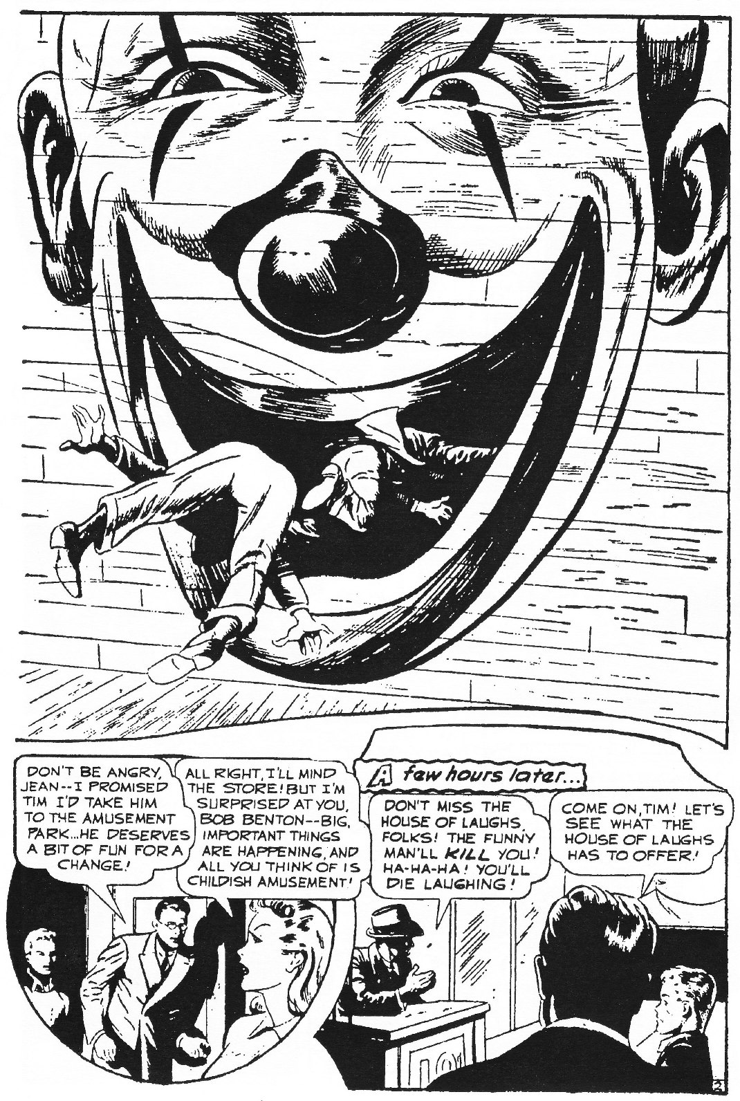 Read online Men of Mystery Comics comic -  Issue #76 - 5