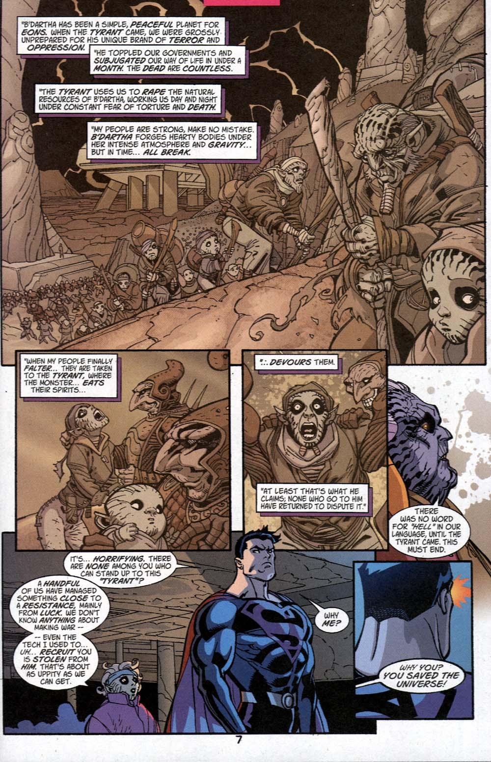 Action Comics (1938) 786 Page 6
