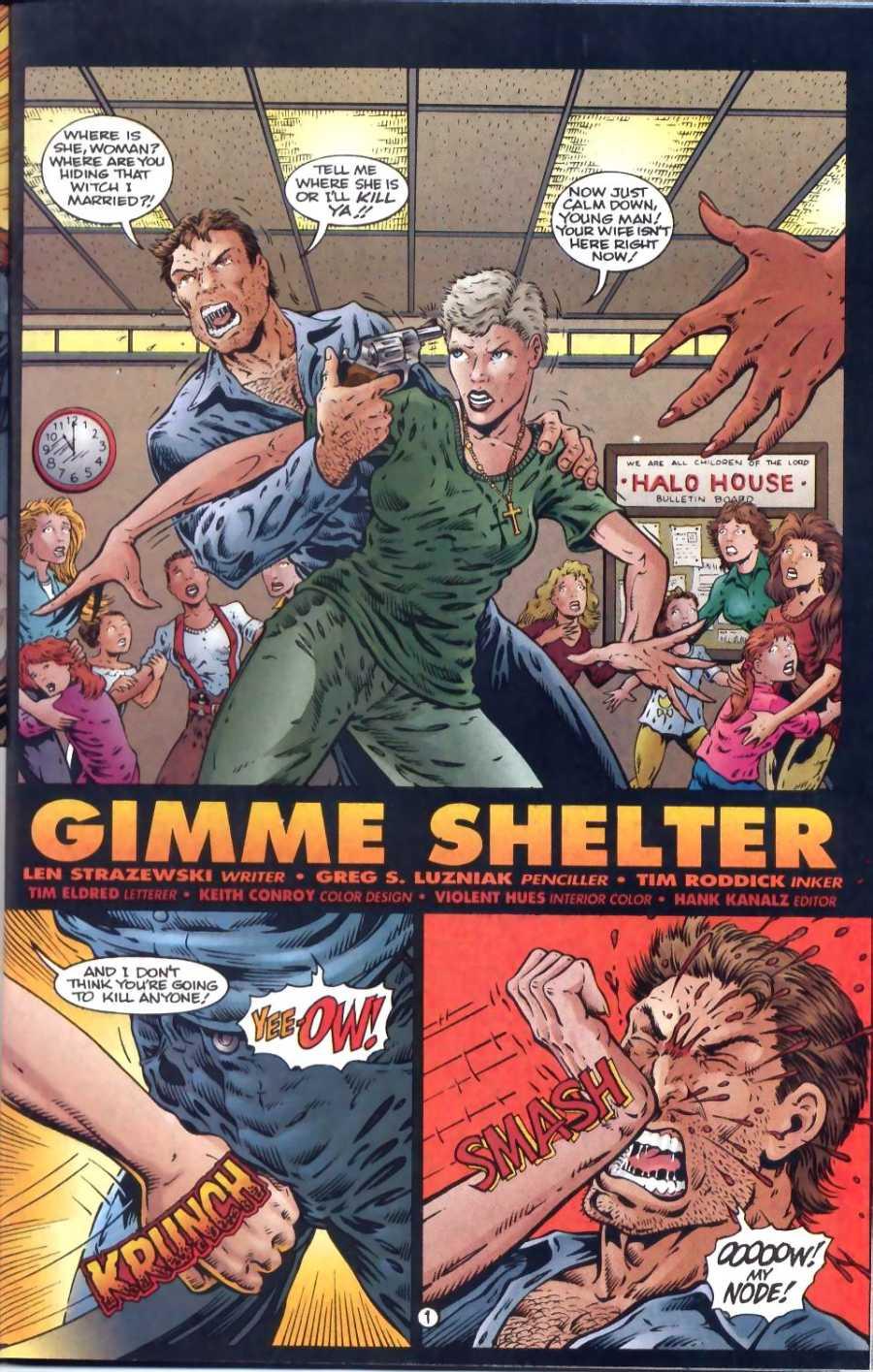 Read online Ultraverse Premiere comic -  Issue #1 - 21