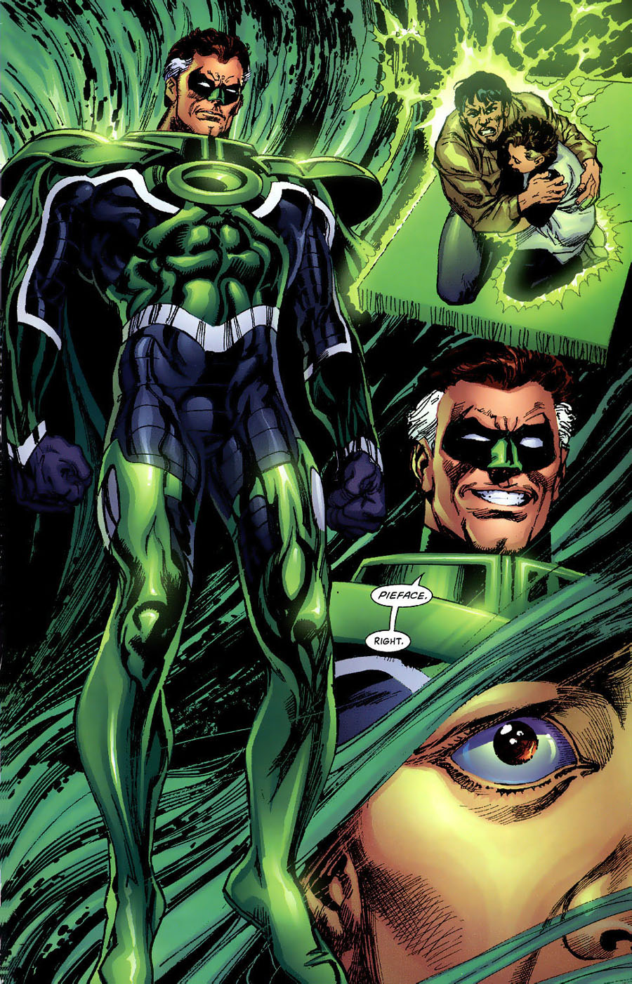 Read online Green Lantern: Legacy: The Last Will and Testament of Hal Jordan comic -  Issue # TPB - 89