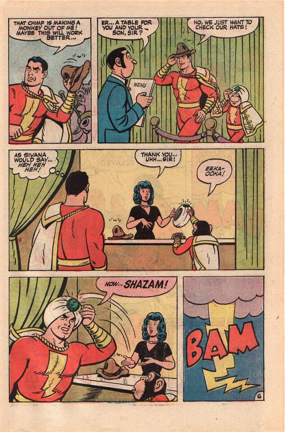 Read online Shazam! (1973) comic -  Issue #9 - 31