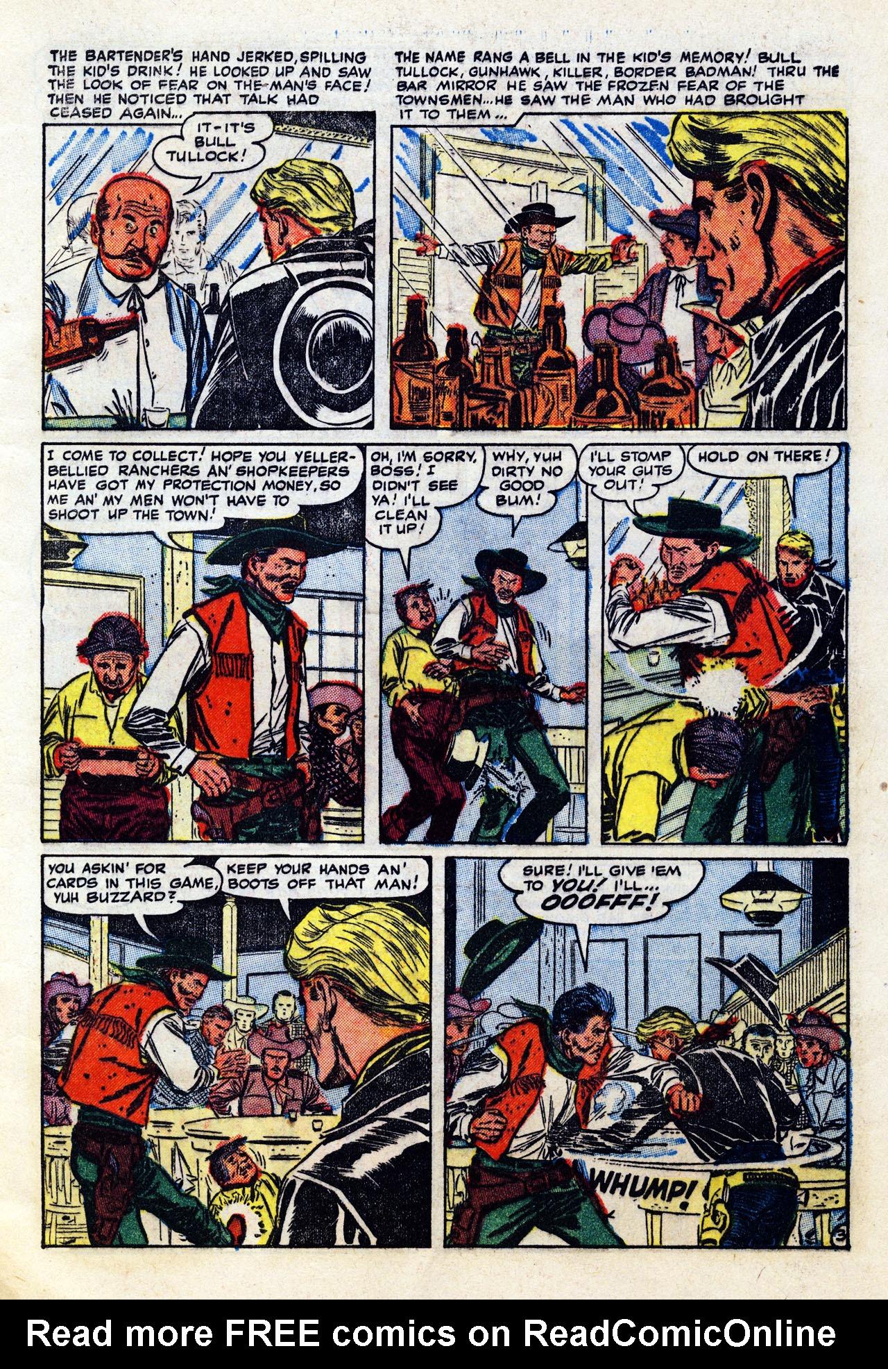 Read online Two-Gun Kid comic -  Issue #12 - 6
