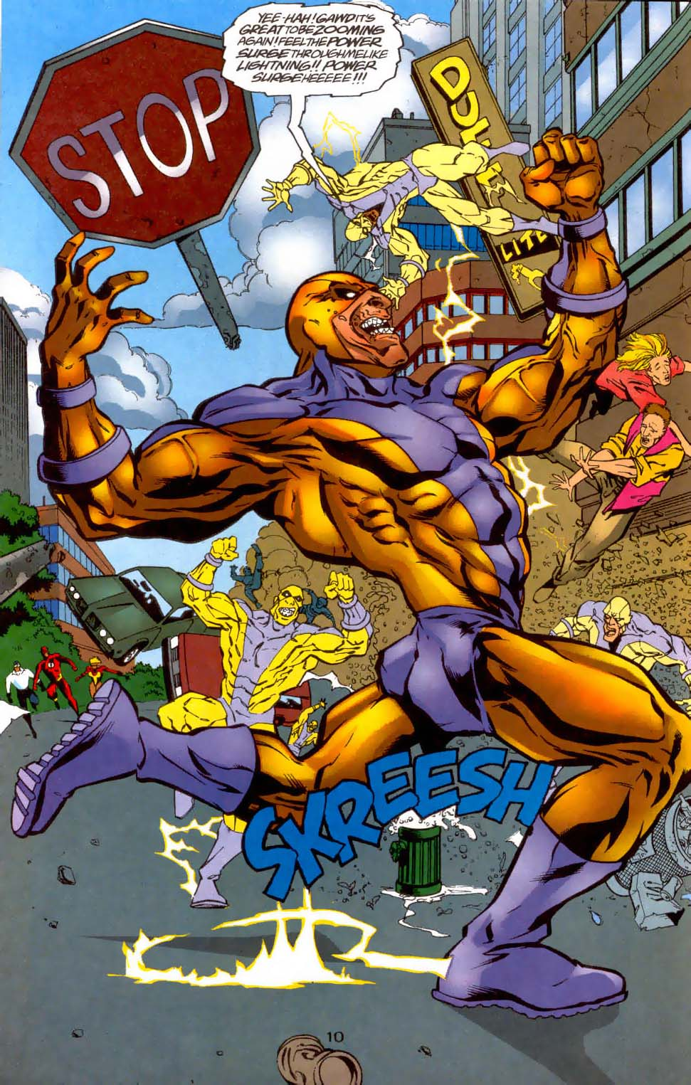 Read online The Flash (1987) comic -  Issue # _Annual 11 - 11