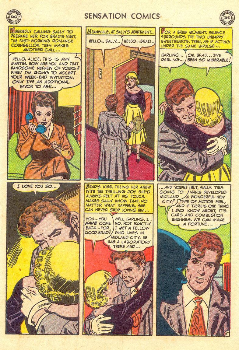 Read online Sensation (Mystery) Comics comic -  Issue #105 - 45