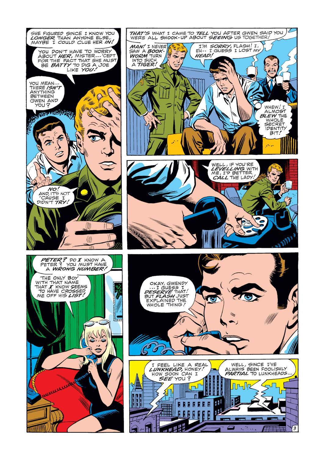 The Amazing Spider-Man (1963) 80 Page 3