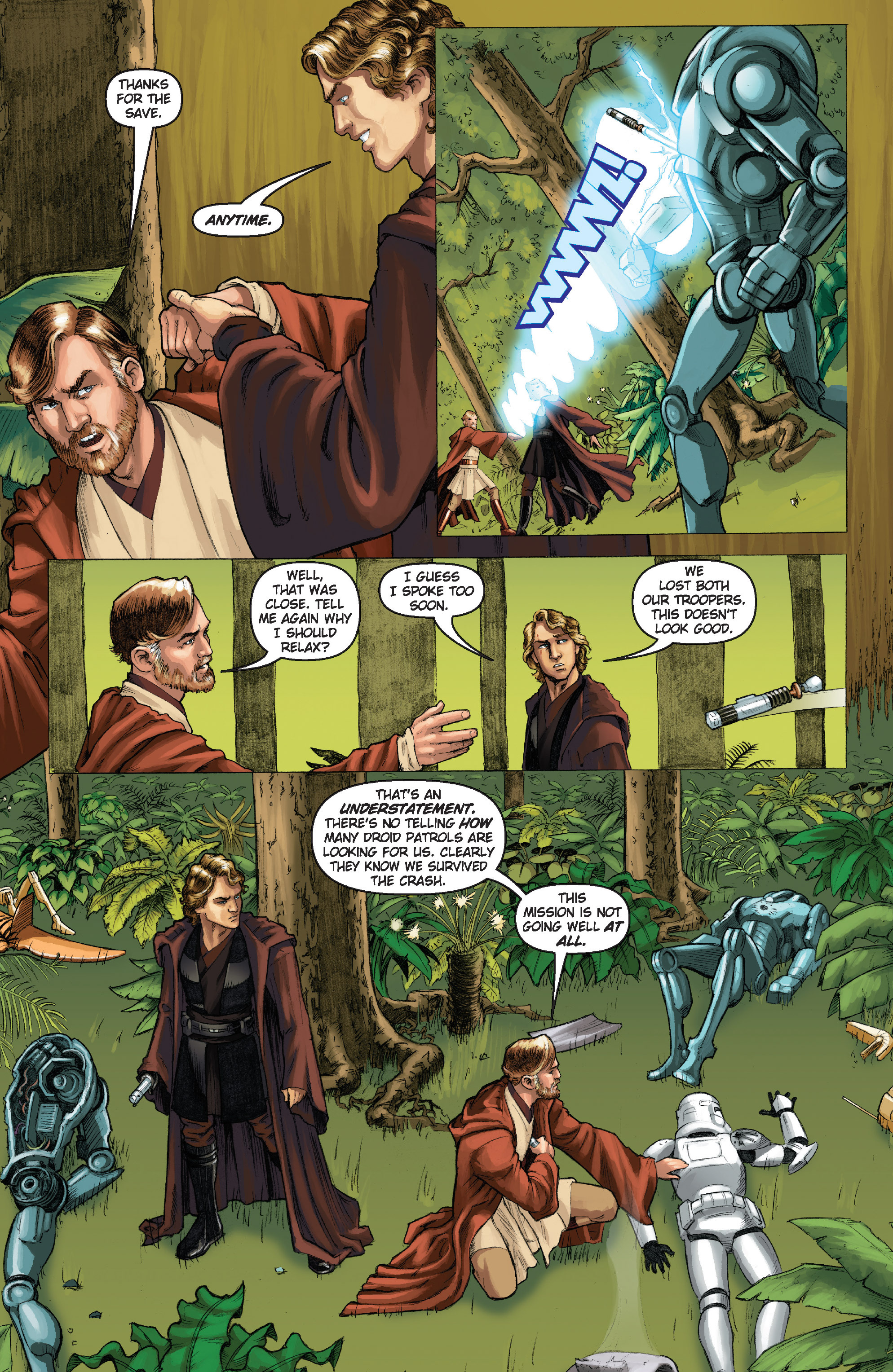 Read online Star Wars Omnibus comic -  Issue # Vol. 26 - 198