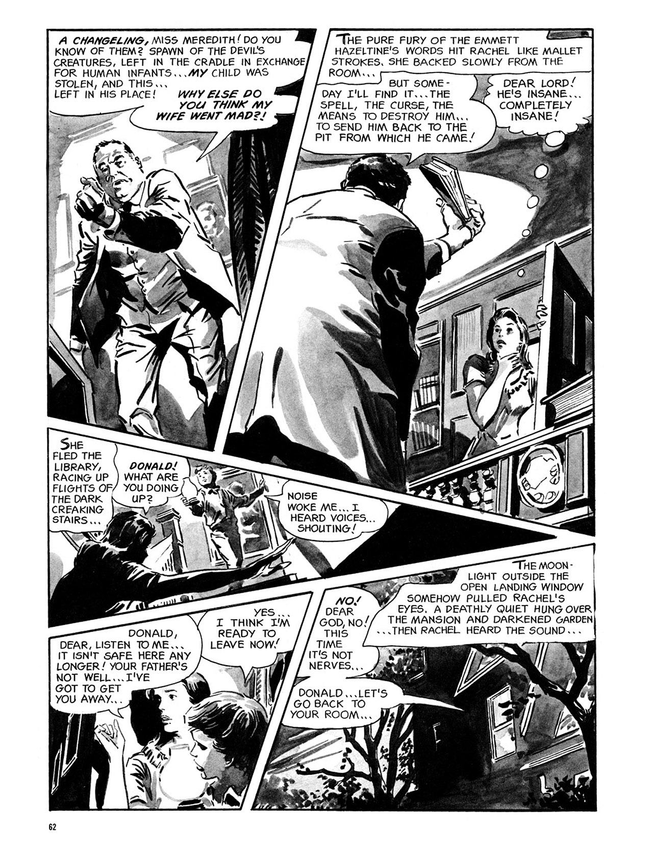 Read online Eerie Archives comic -  Issue # TPB 2 - 63