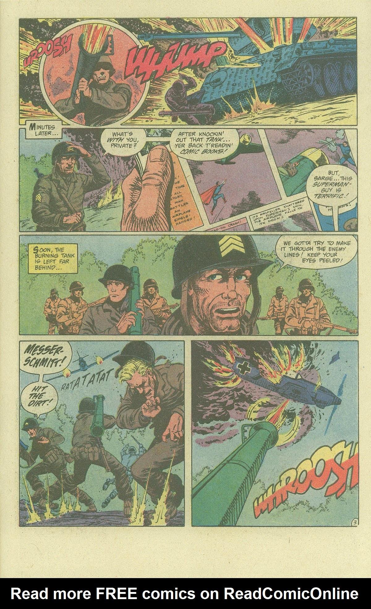 Read online Sgt. Rock comic -  Issue #400 - 26
