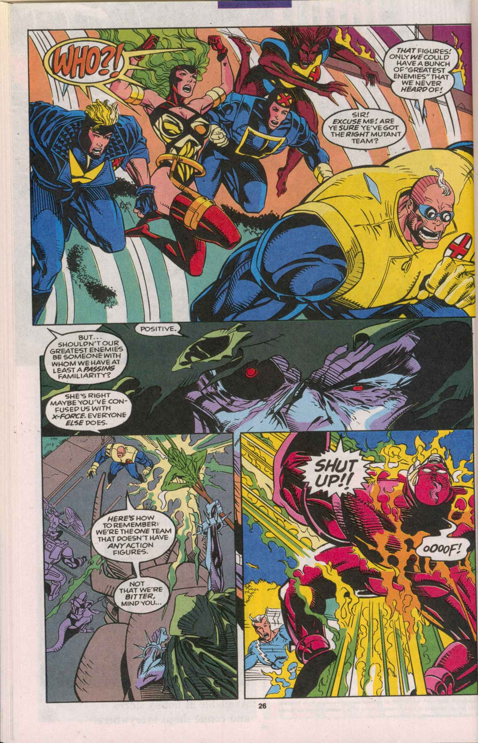 Read online X-Factor (1986) comic -  Issue # _ Annual 8 - 23
