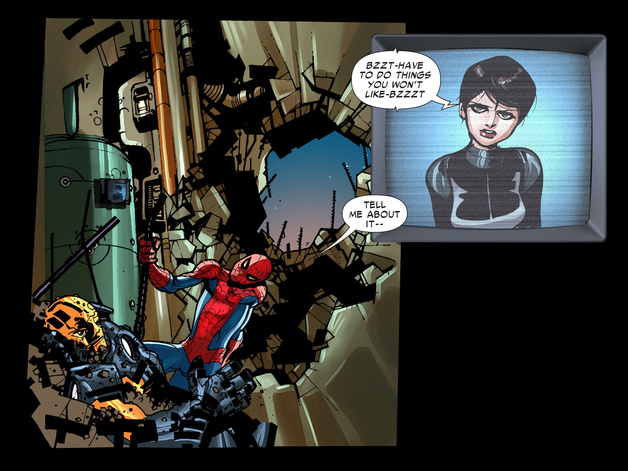 Read online Amazing Spider-Man: Who Am I? comic -  Issue # Full (Part 1) - 164