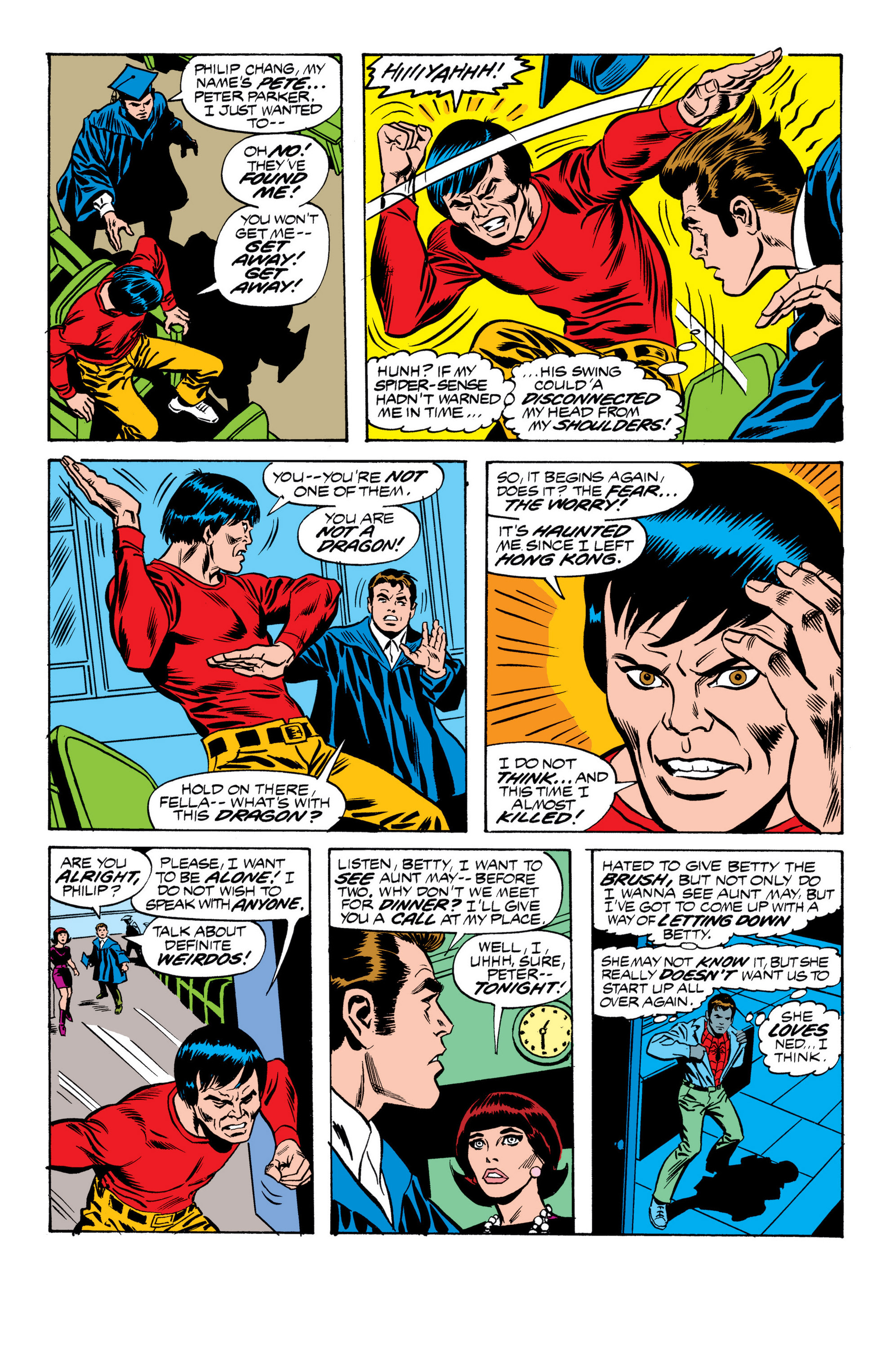 The Amazing Spider-Man (1963) 184 Page 6