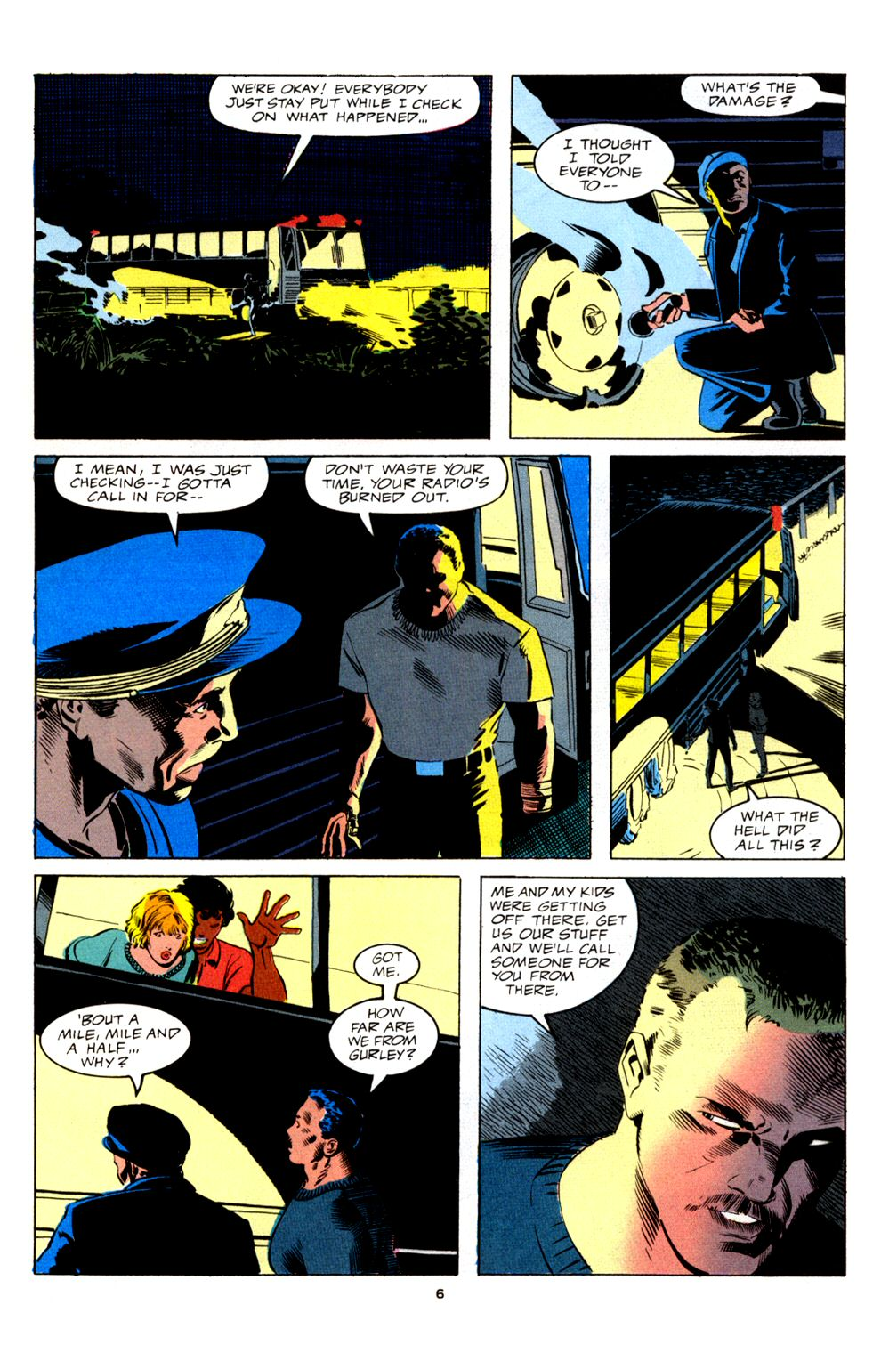 Read online Powerline comic -  Issue #2 - 8