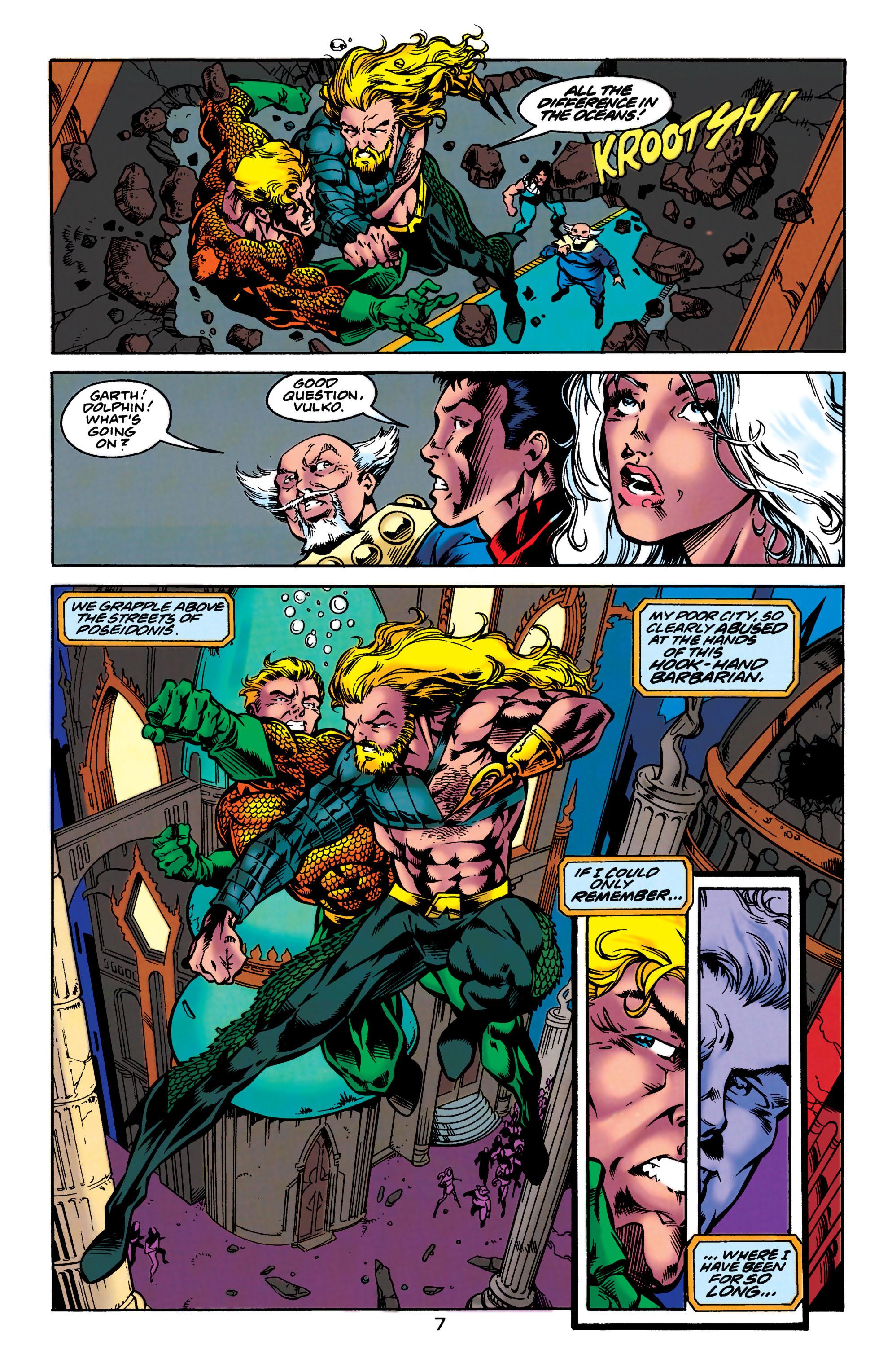 Read online Aquaman (1994) comic -  Issue #47 - 8