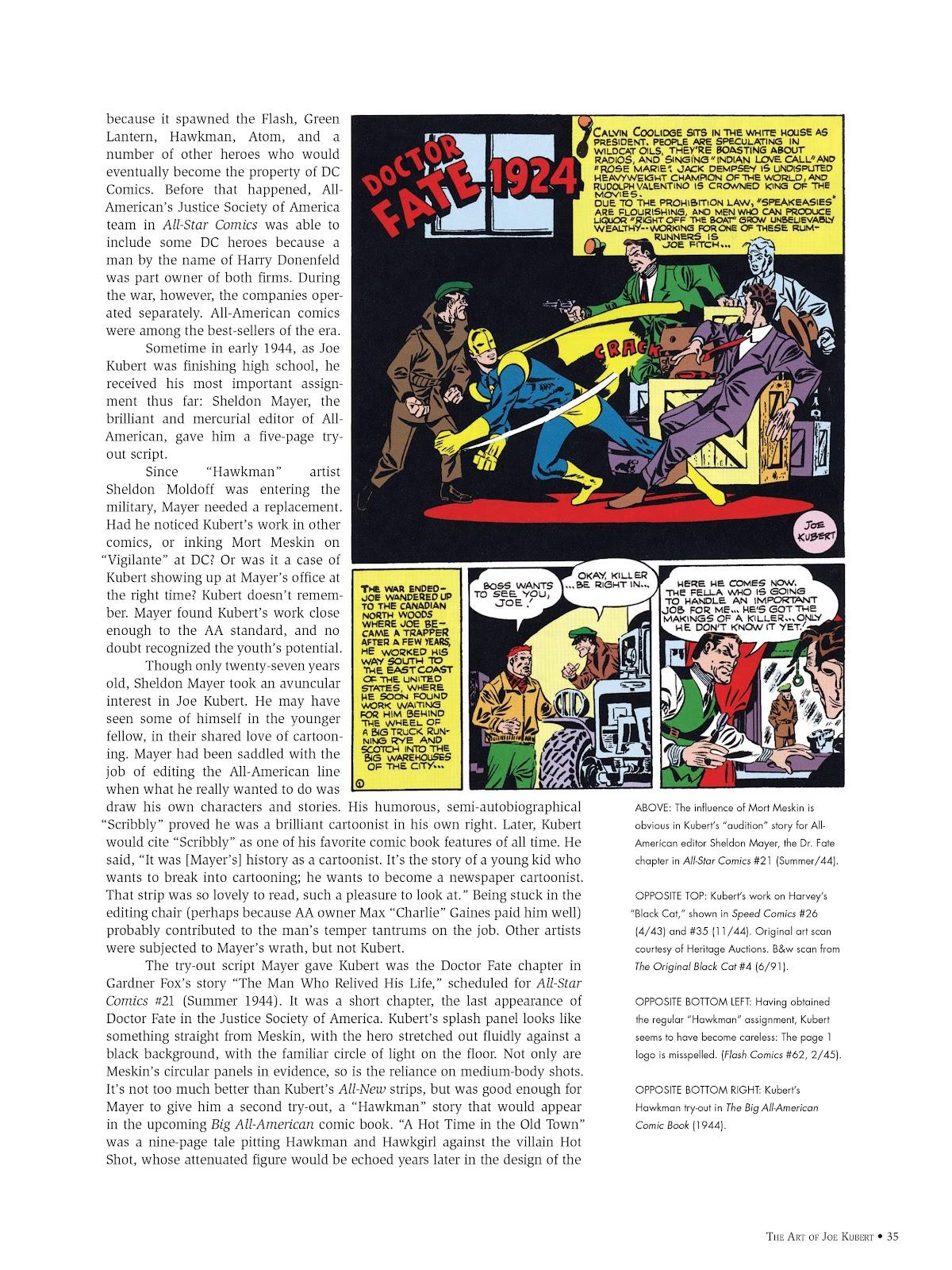 Read online The Art of Joe Kubert comic -  Issue # TPB (Part 1) - 34