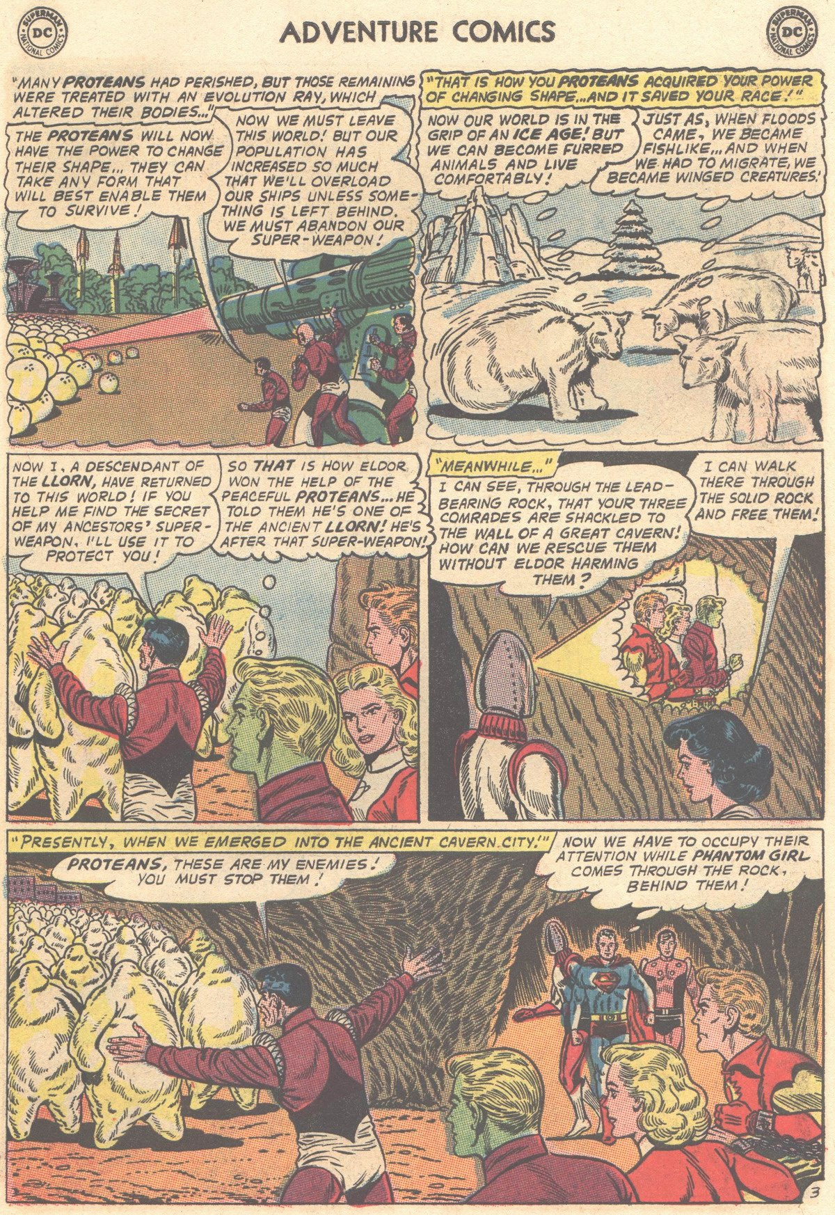 Read online Adventure Comics (1938) comic -  Issue #334 - 15