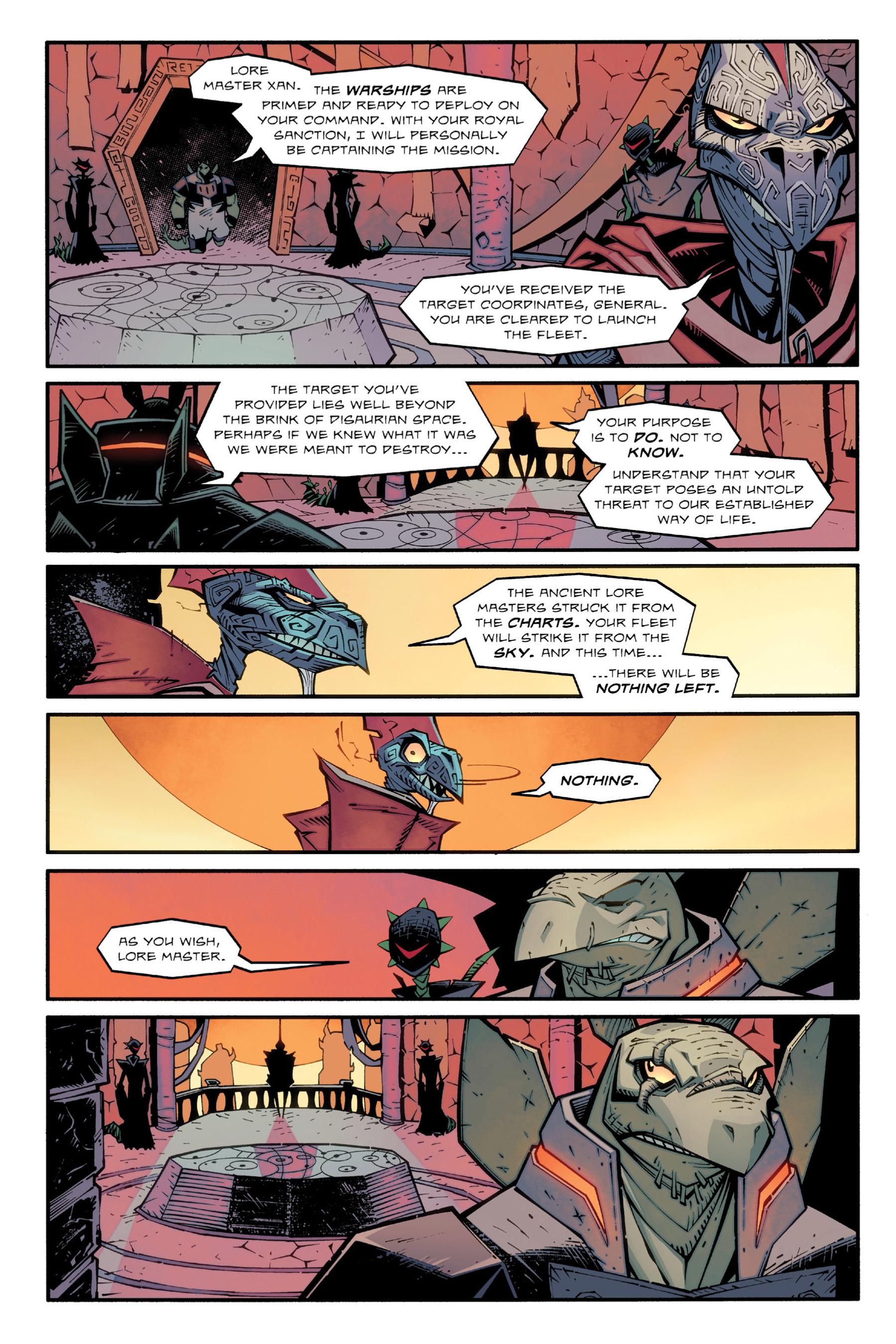 Read online Rexodus comic -  Issue # Full - 69