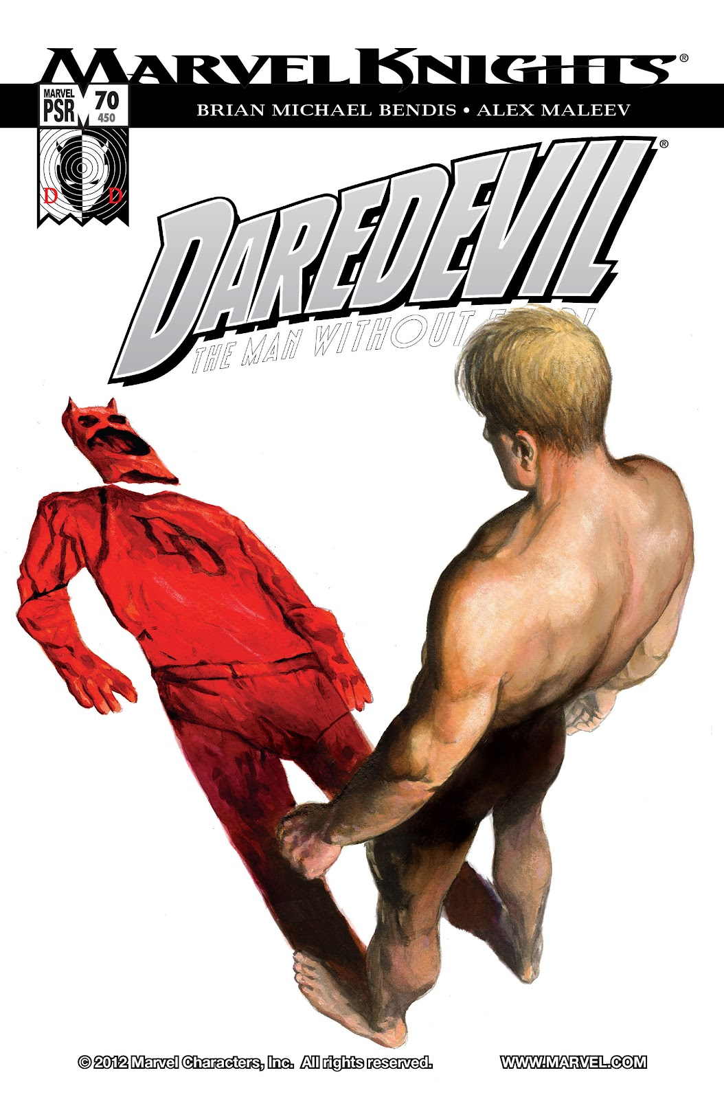 Read online Daredevil (1998) comic -  Issue # _Ultimate_Collection TPB 3 (Part 1) - 87