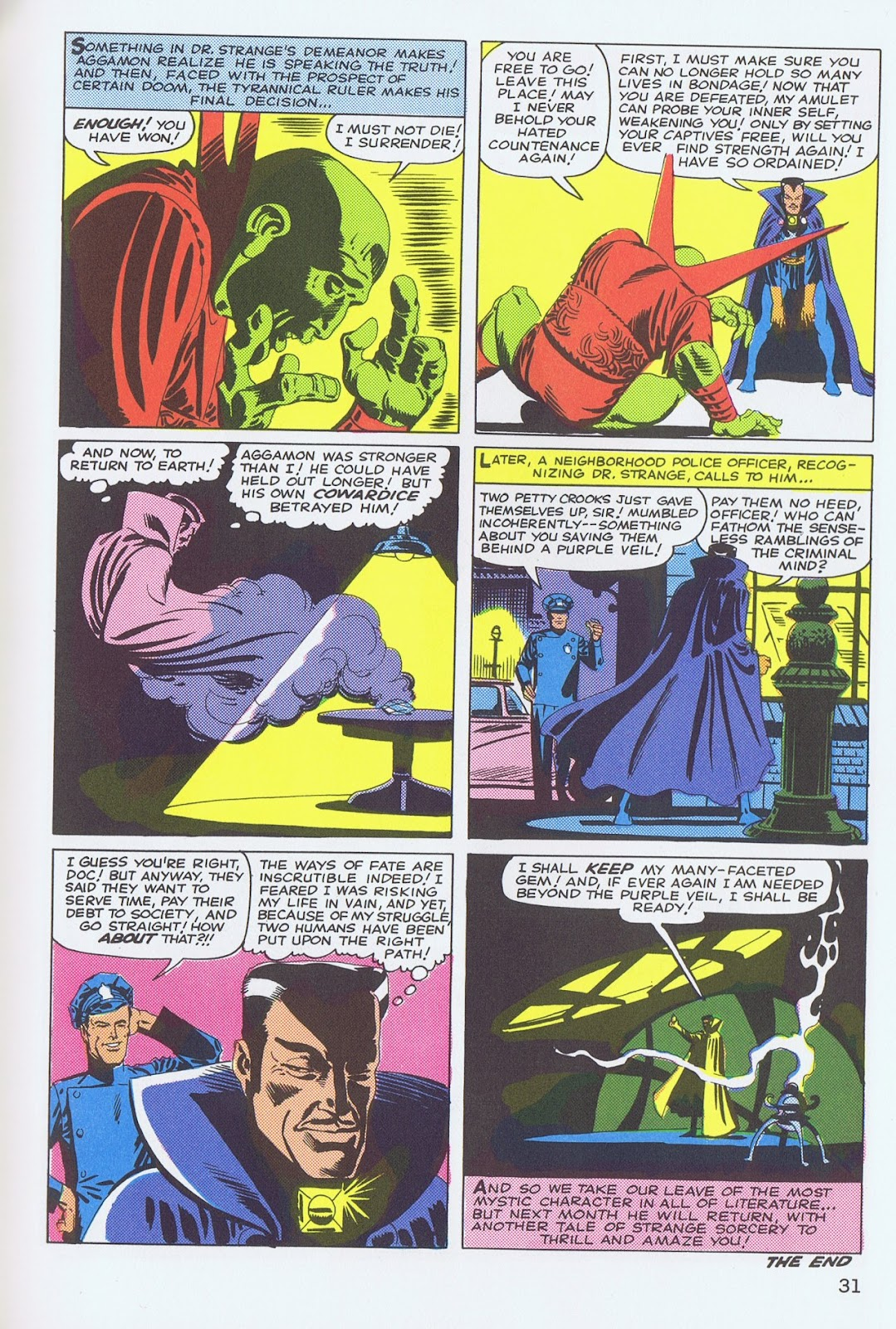 Doctor Strange: Master of the Mystic Arts issue TPB - Page 29