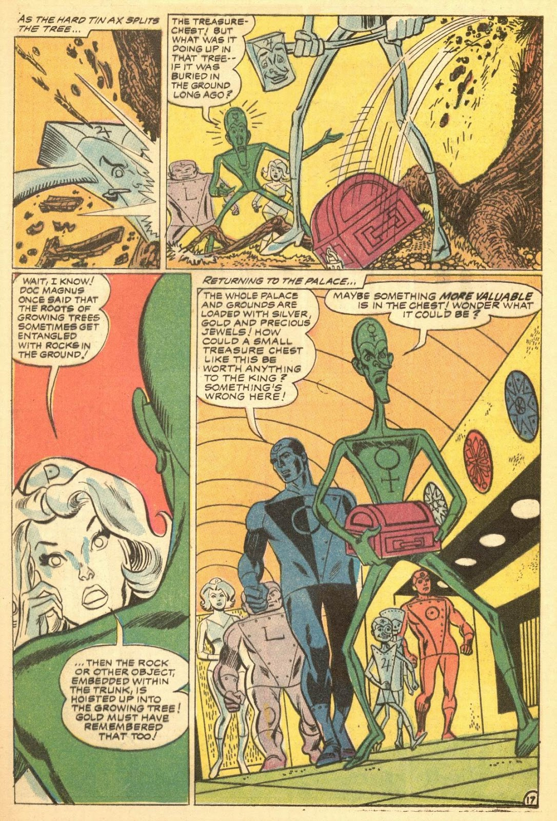 Metal Men (1963) issue 30 - Page 20