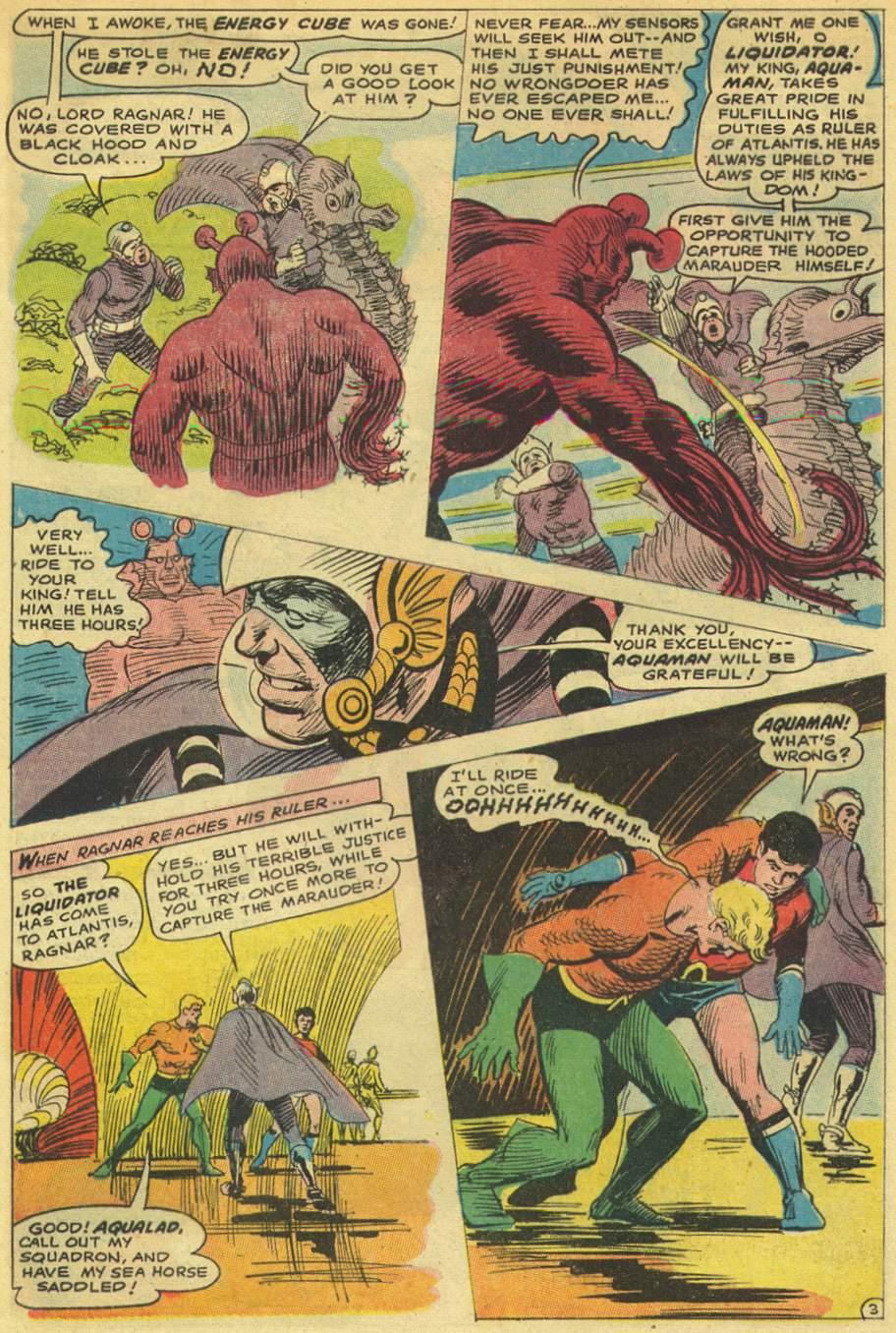 Read online Aquaman (1962) comic -  Issue #38 - 5