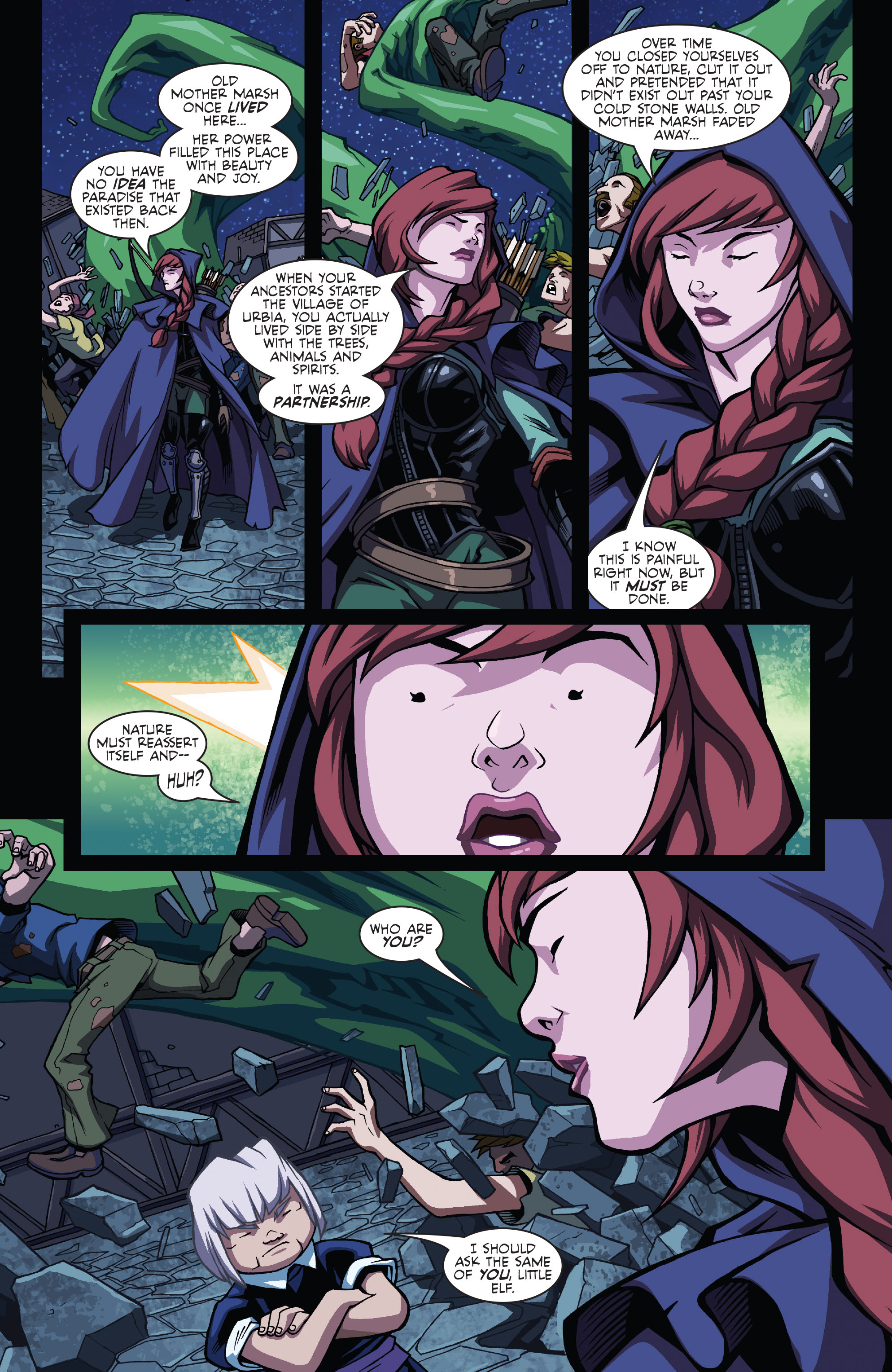 Read online Skullkickers comic -  Issue #11 - 8