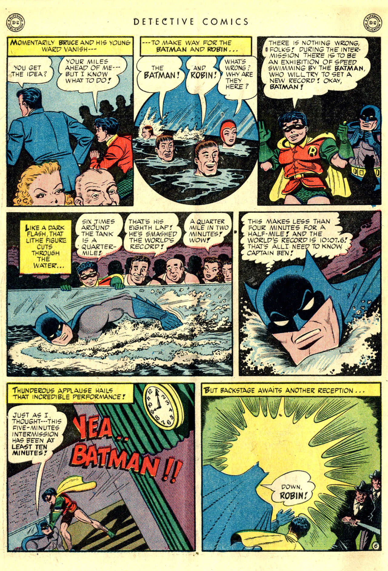 Read online Detective Comics (1937) comic -  Issue #90 - 8