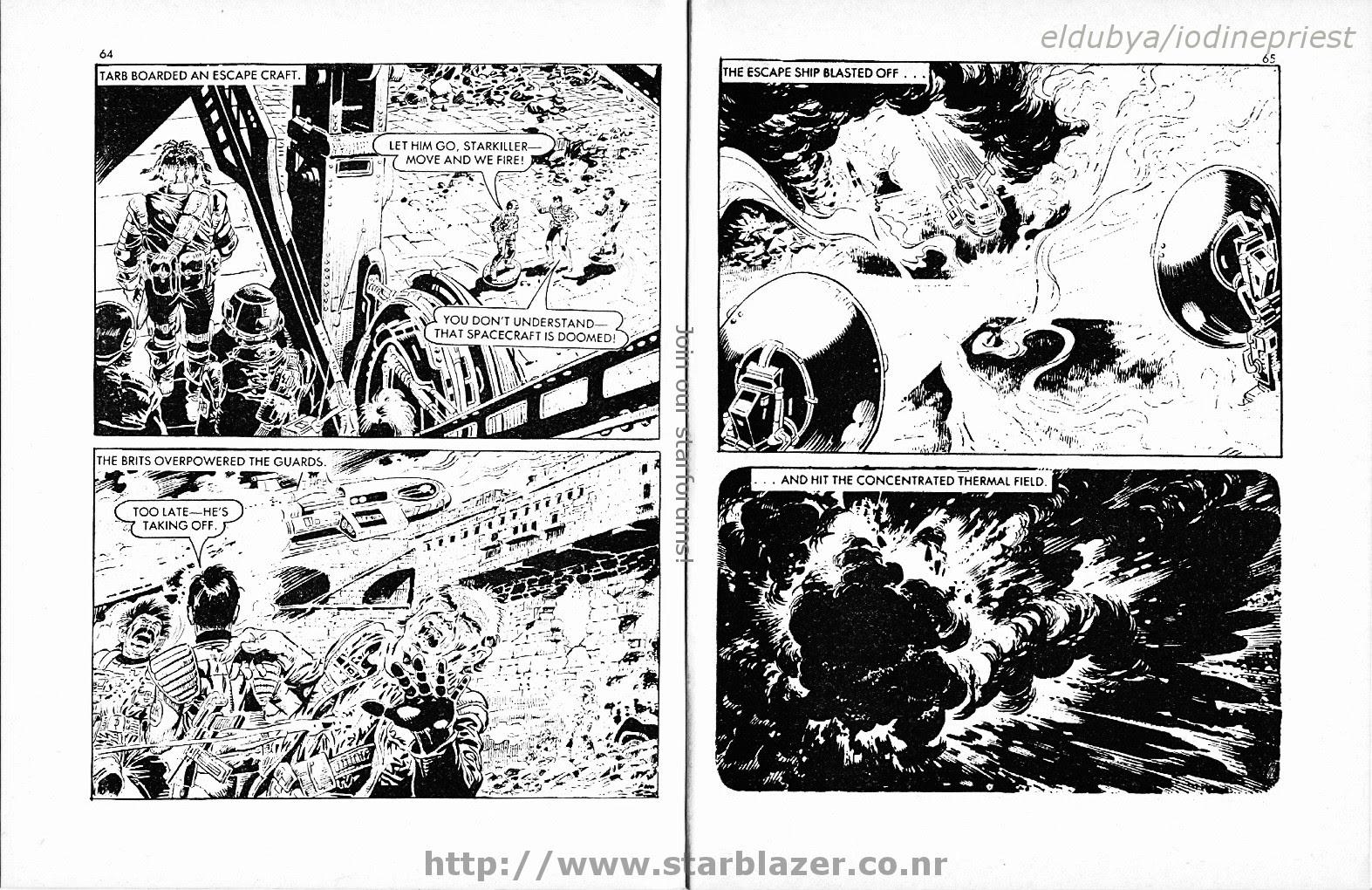 Starblazer issue 155 - Page 34