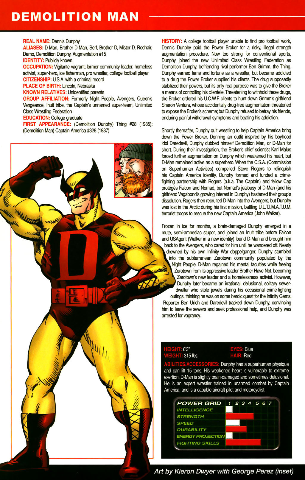 Read online All-New Official Handbook of the Marvel Universe A to Z comic -  Issue #3 - 40