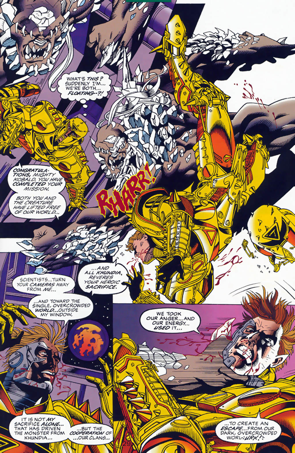 Read online Doomsday Annual comic -  Issue # Full - 31