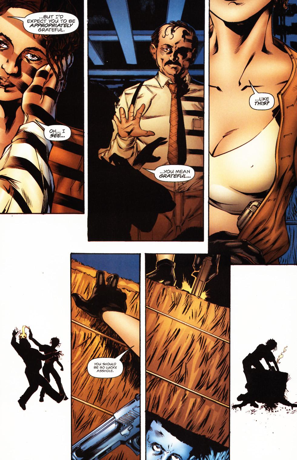 Read online Felon comic -  Issue #3 - 12