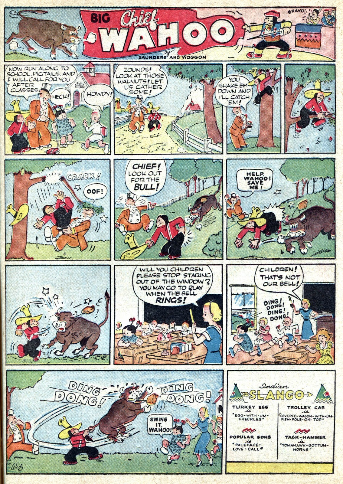 Read online Famous Funnies comic -  Issue #66 - 43