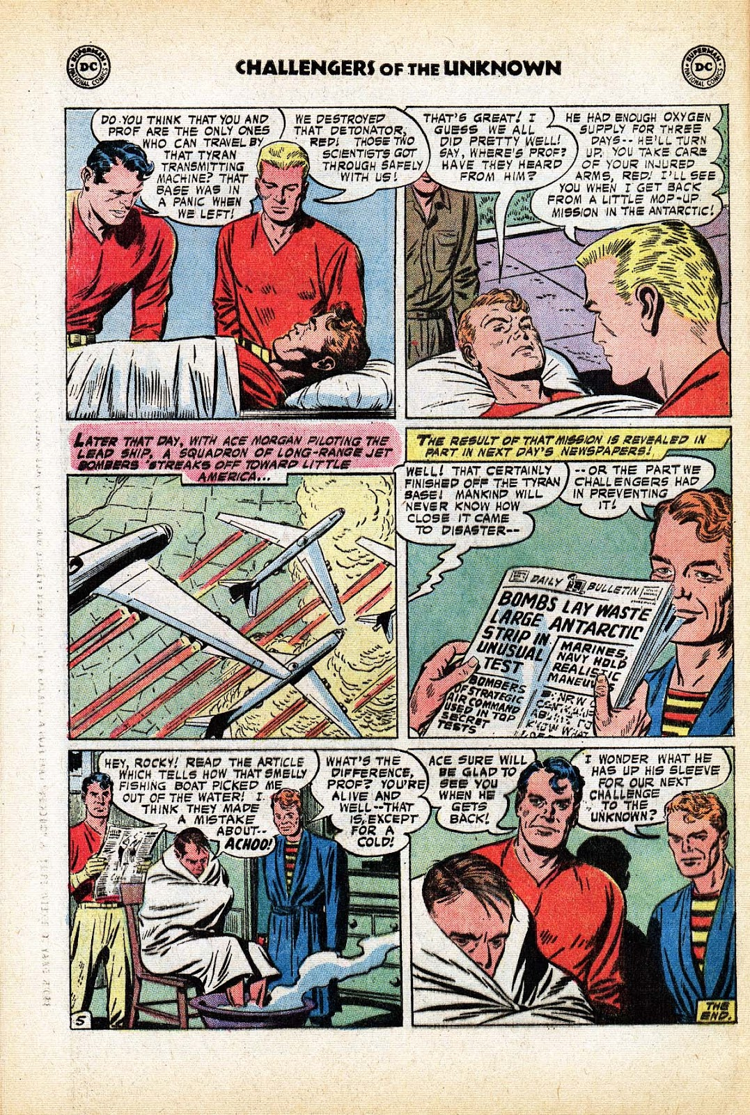 Challengers of the Unknown (1958) issue 80 - Page 32