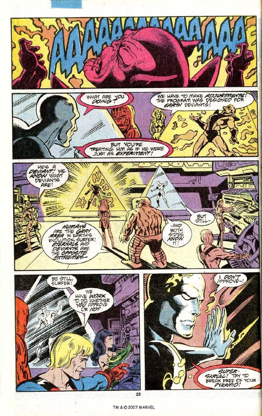 Silver Surfer (1987) _Annual 1 #1 - English 24