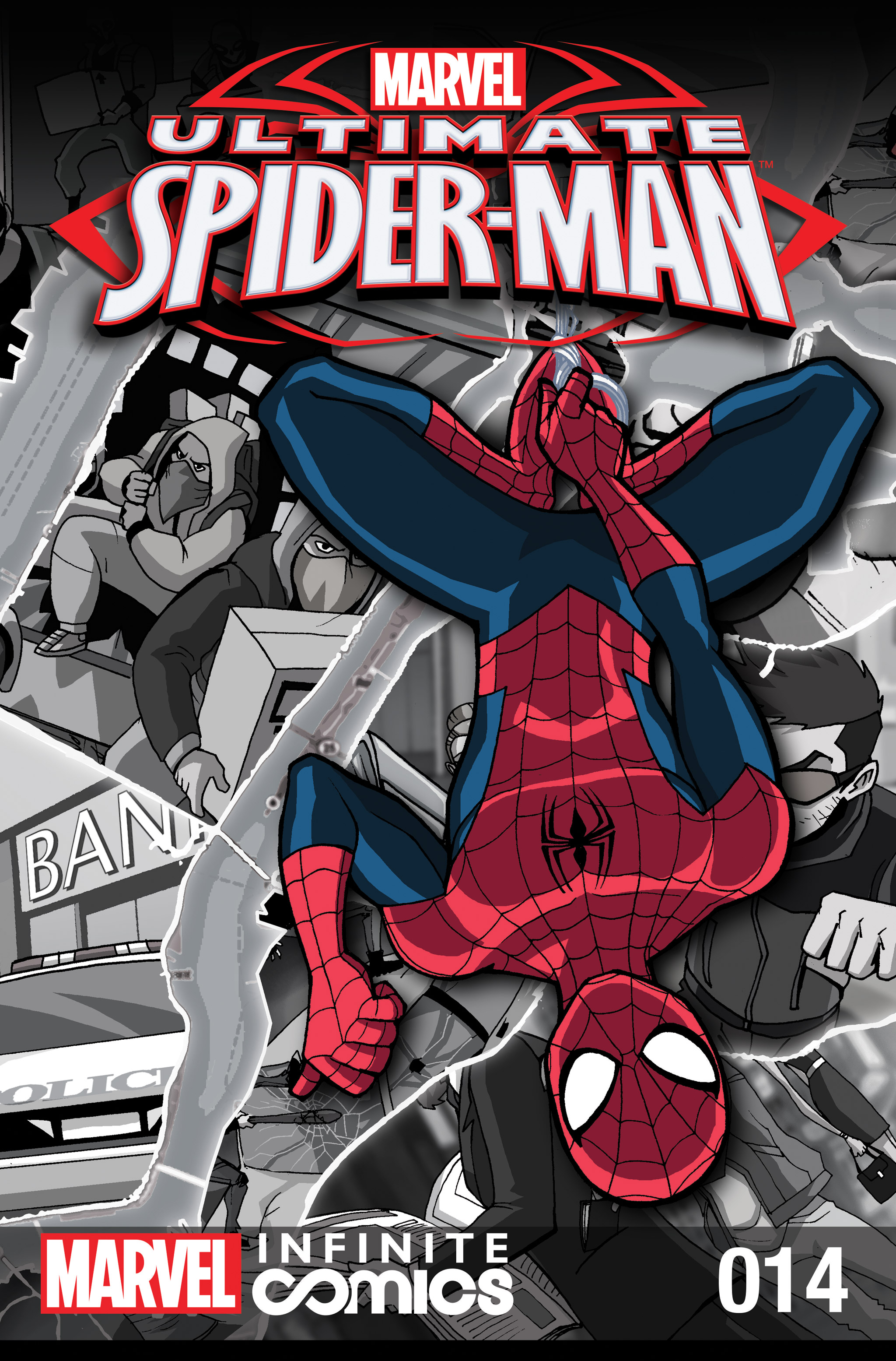 Read online Ultimate Spider-Man (Infinite Comics) (2015) comic -  Issue #14 - 1