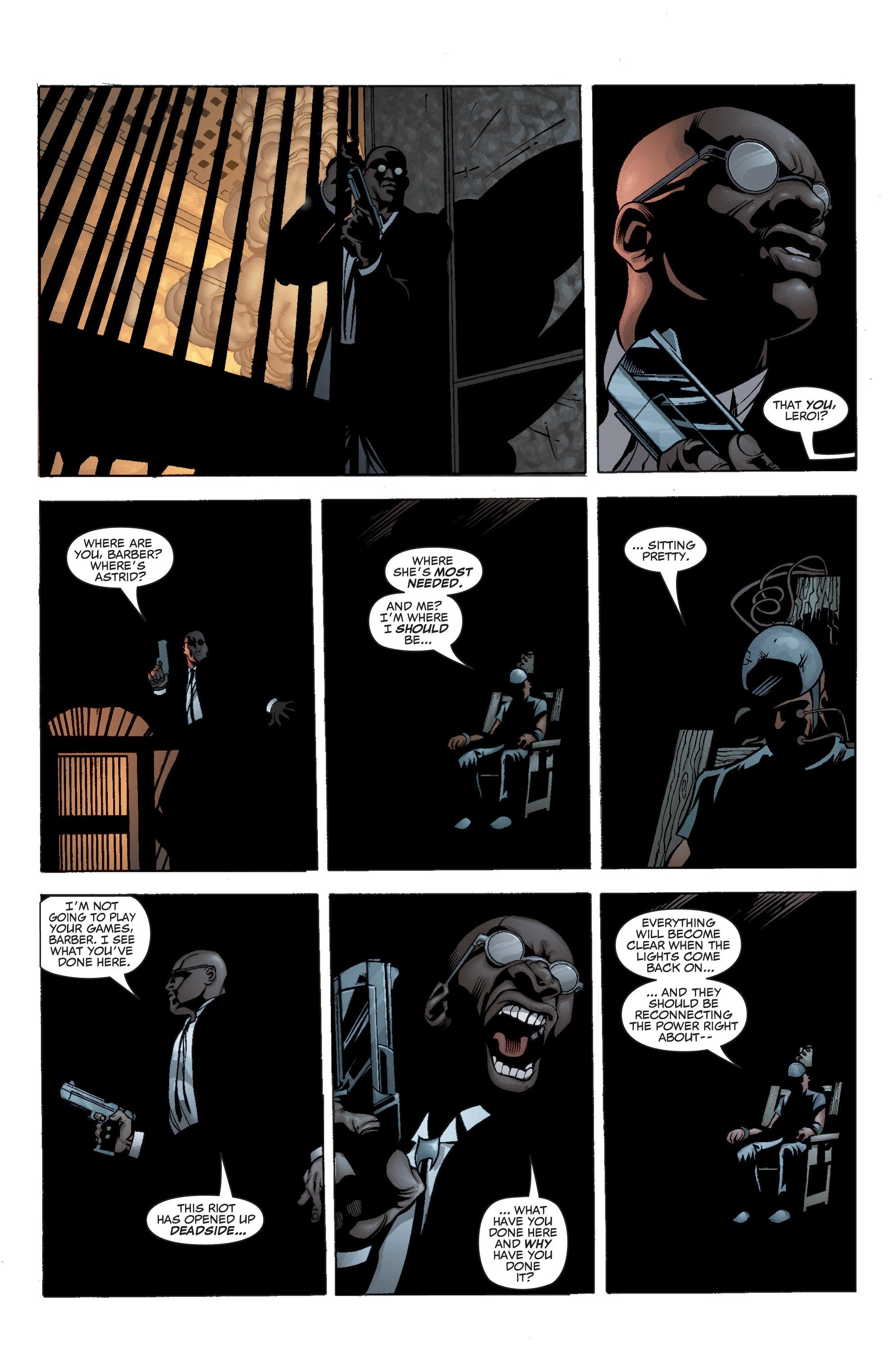 Read online Shadowman (1999) comic -  Issue #3 - 18