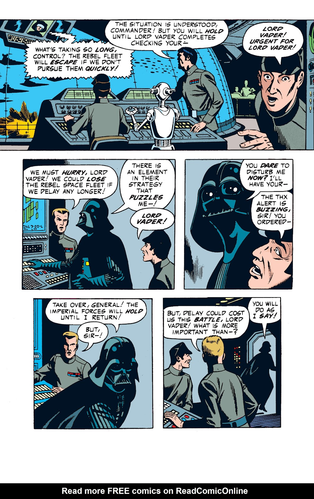 Read online Star Wars Legends: The Newspaper Strips - Epic Collection comic -  Issue # TPB (Part 1) - 39
