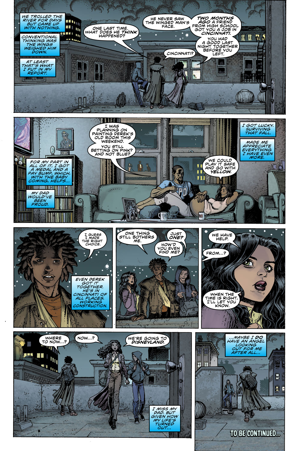 Read online Ultimate X comic -  Issue #3 - 25