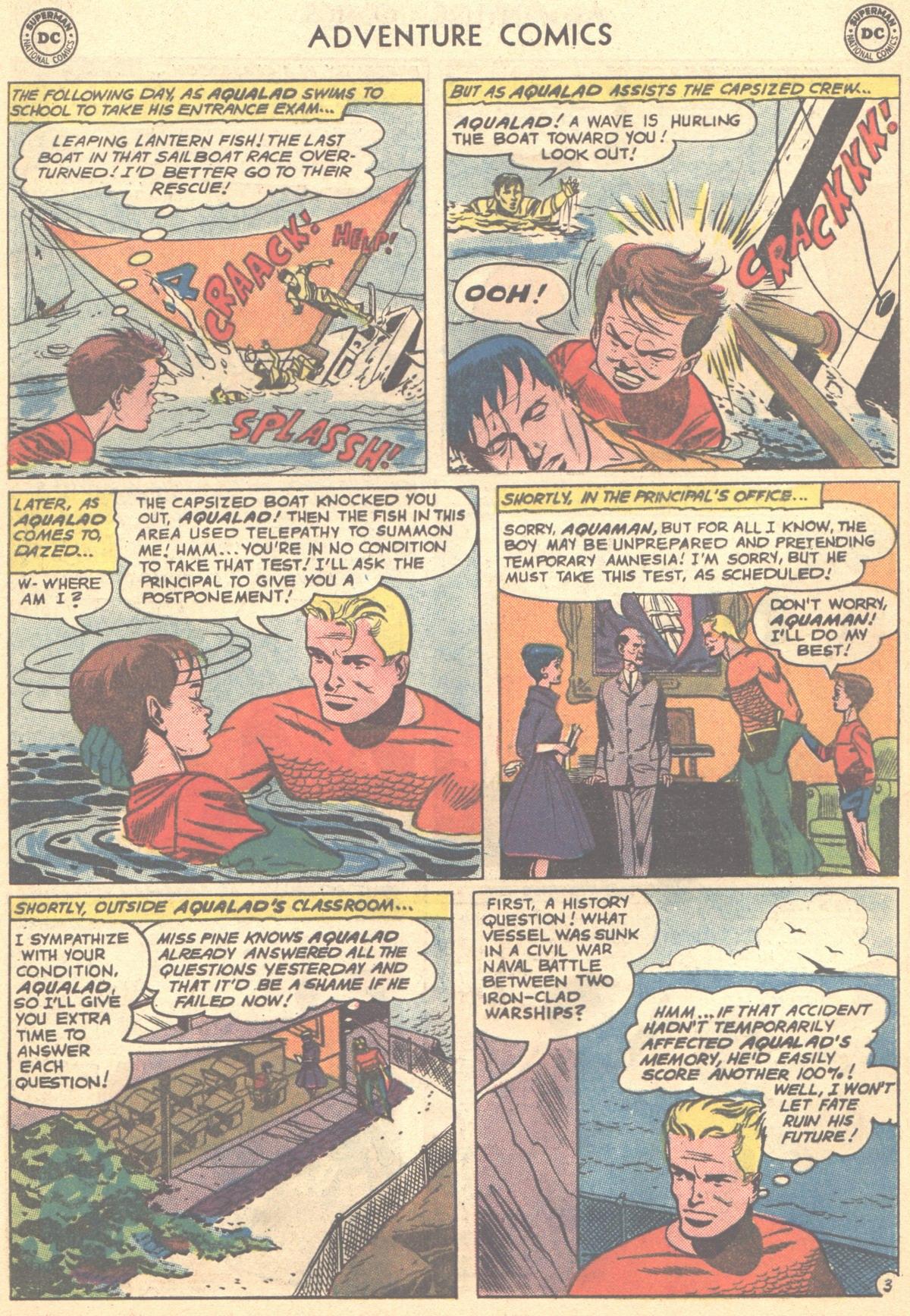 Read online Adventure Comics (1938) comic -  Issue #278 - 28