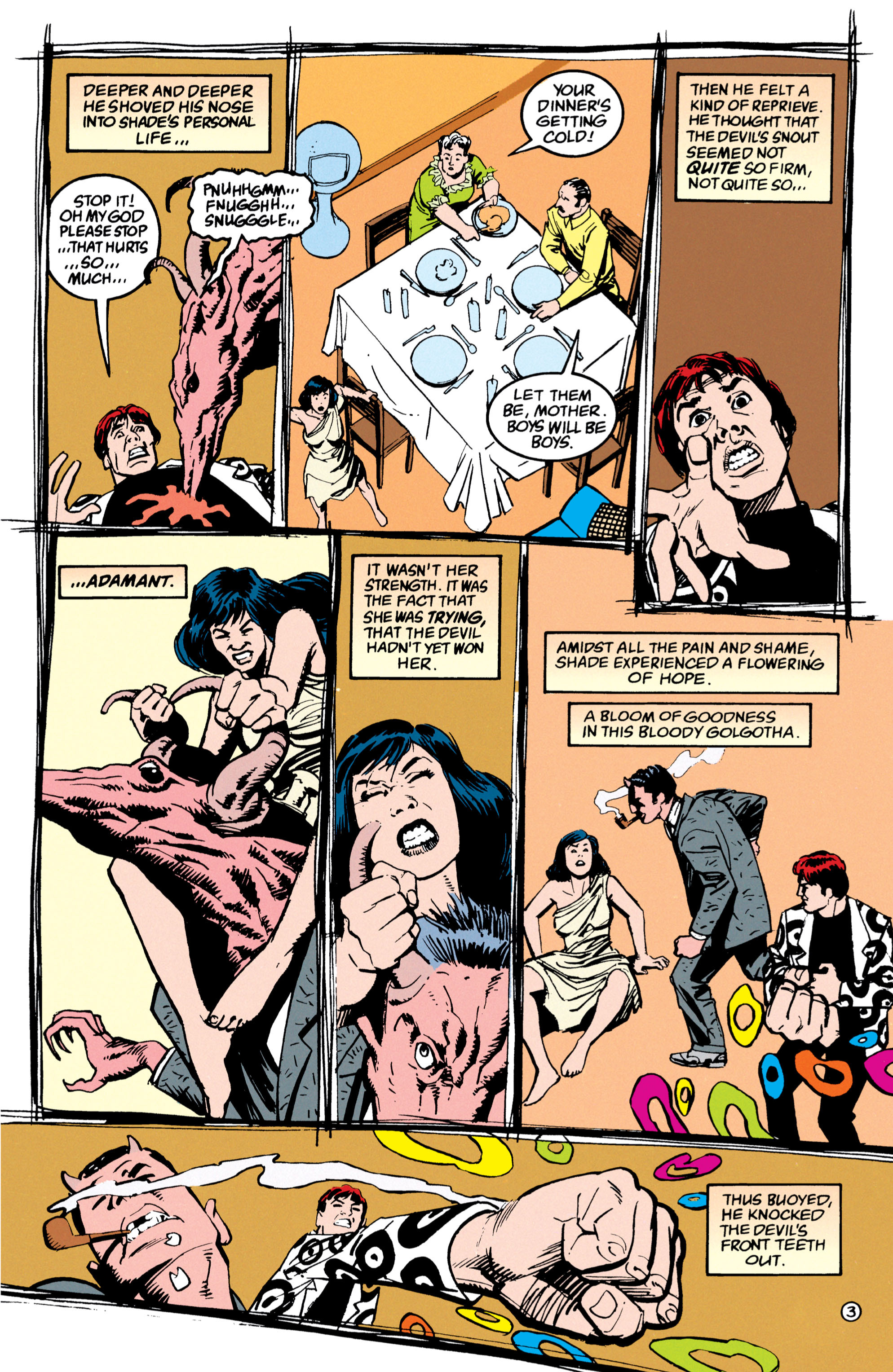 Read online Shade, the Changing Man comic -  Issue #53 - 4